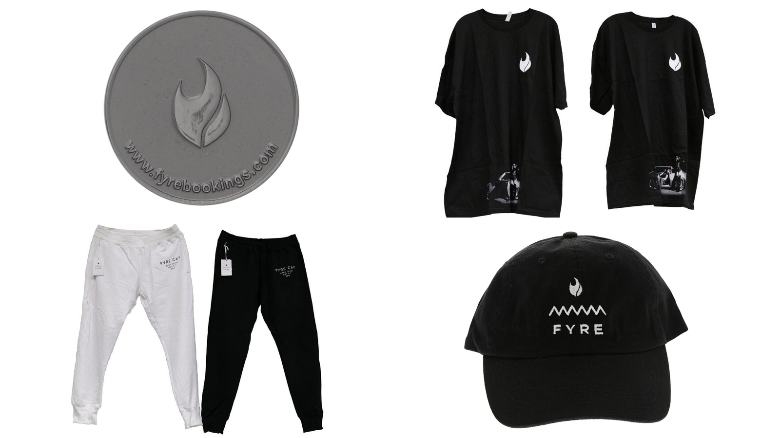 You can now buy merch from the infamous Fyre Fest fraud