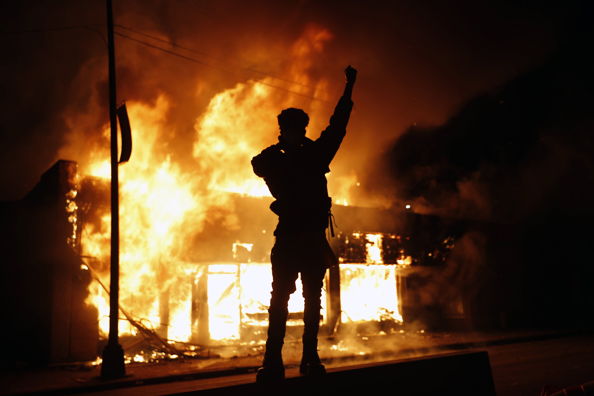 Curfews are piling up ahead of another night of unrest across America