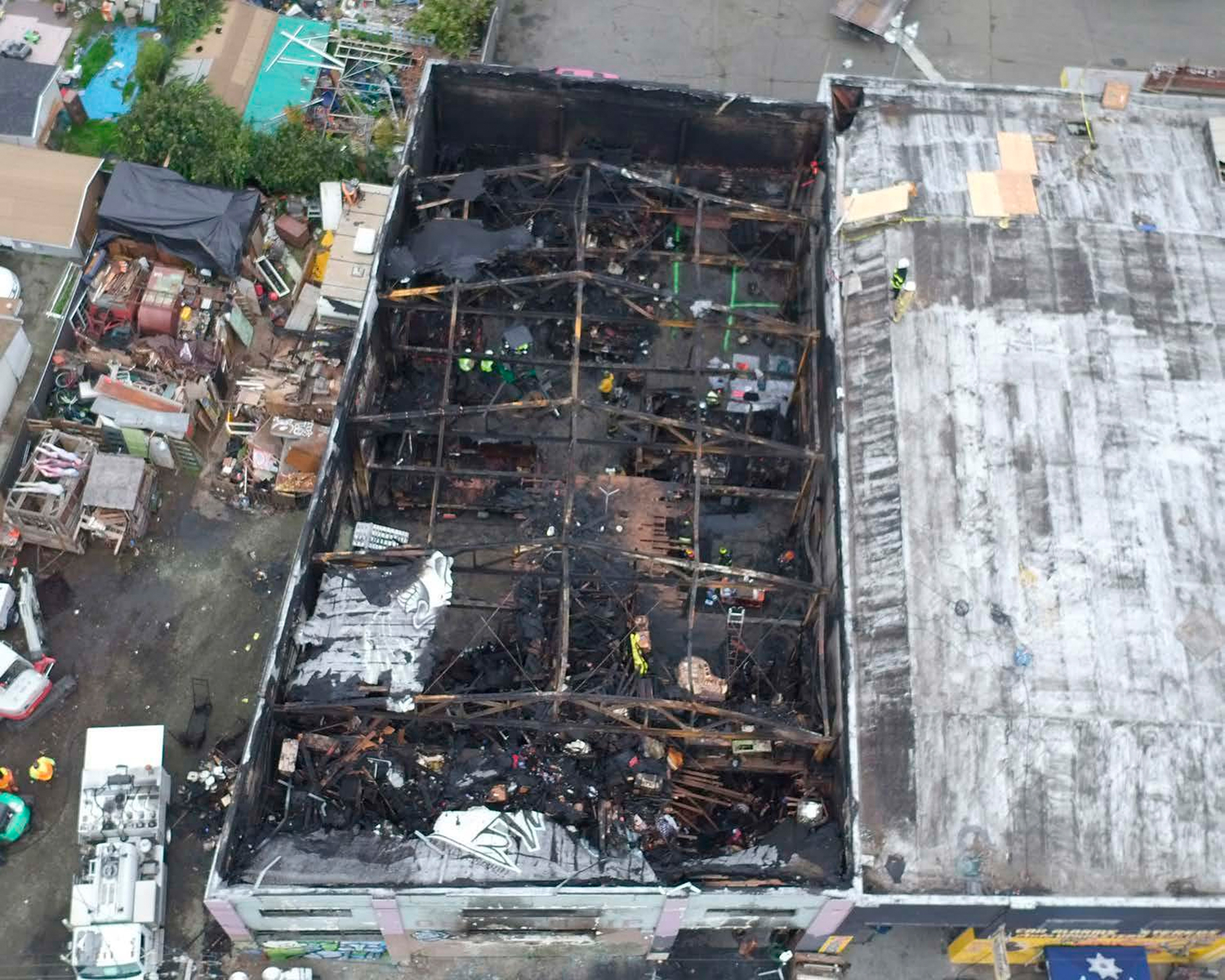 'Ghost Ship' leaseholder pleads guilty in connection to blaze that killed 36