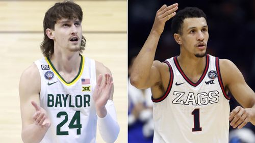 Image for Baylor routs Gonzaga to win its first NCAA men's basketball title and end Bulldogs' dream of perfect season
