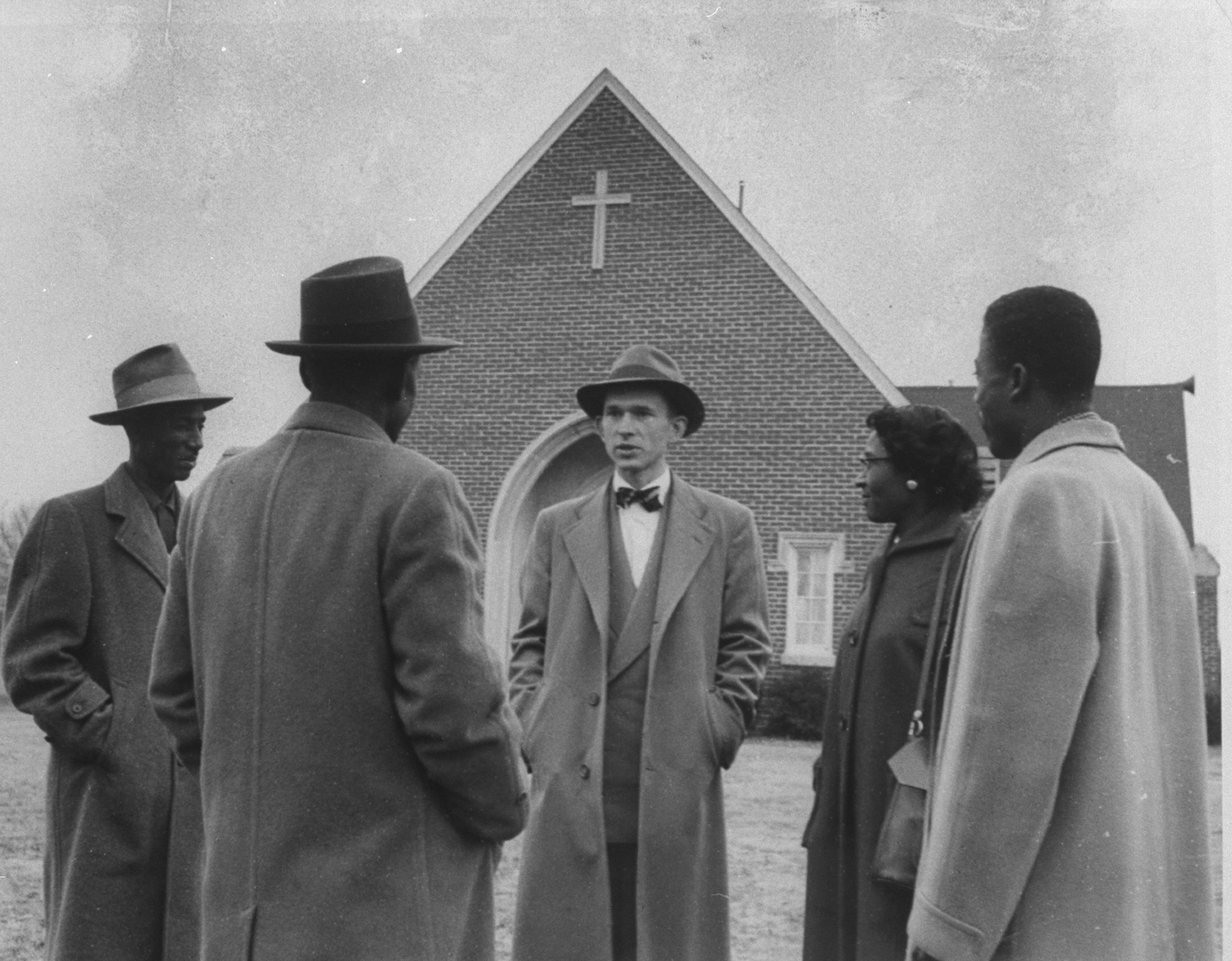 Robert Graetz, White pastor who helped organize Montgomery bus boycott, dies at 92