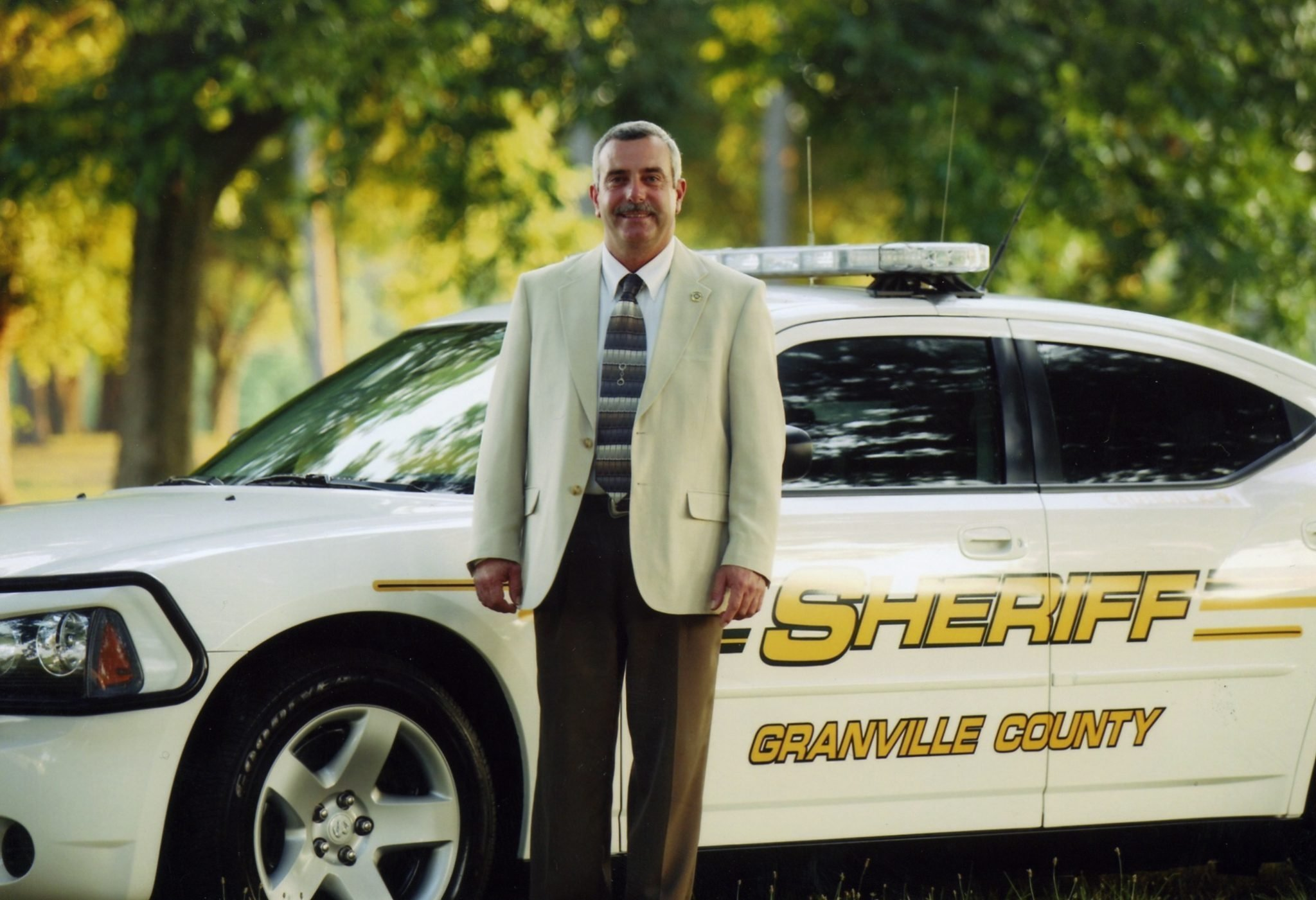 North Carolina sheriff suspended after indictment on criminal charges