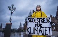 Greta Thunberg: The teenage old soul of the climate crisis