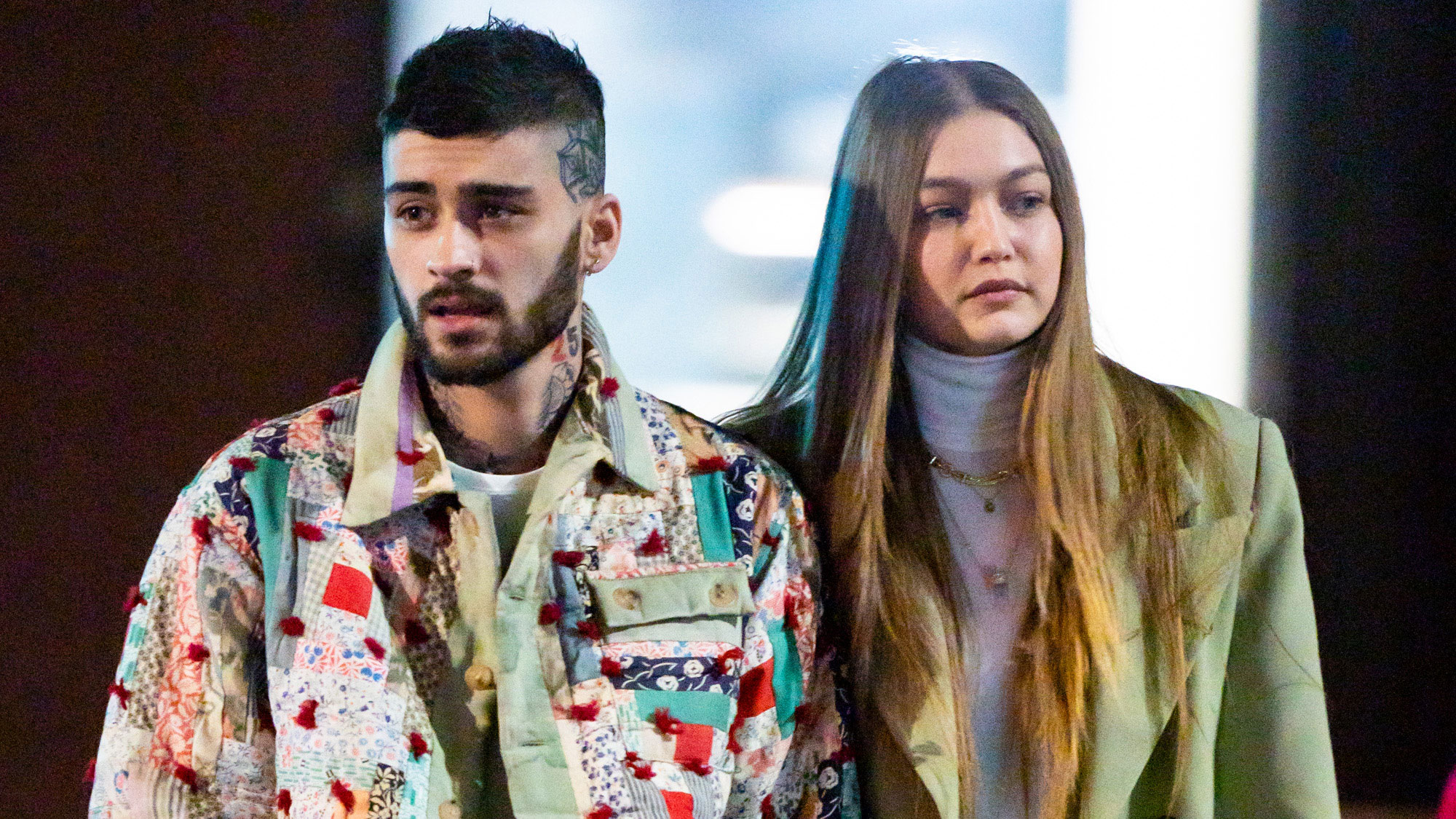 Gigi Hadid called out Jake Paul for dissing Zayn Malik