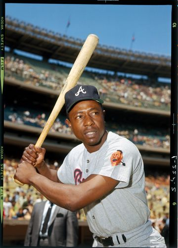 Image for Hank Aaron, baseball legend and former home run king, dies at 86