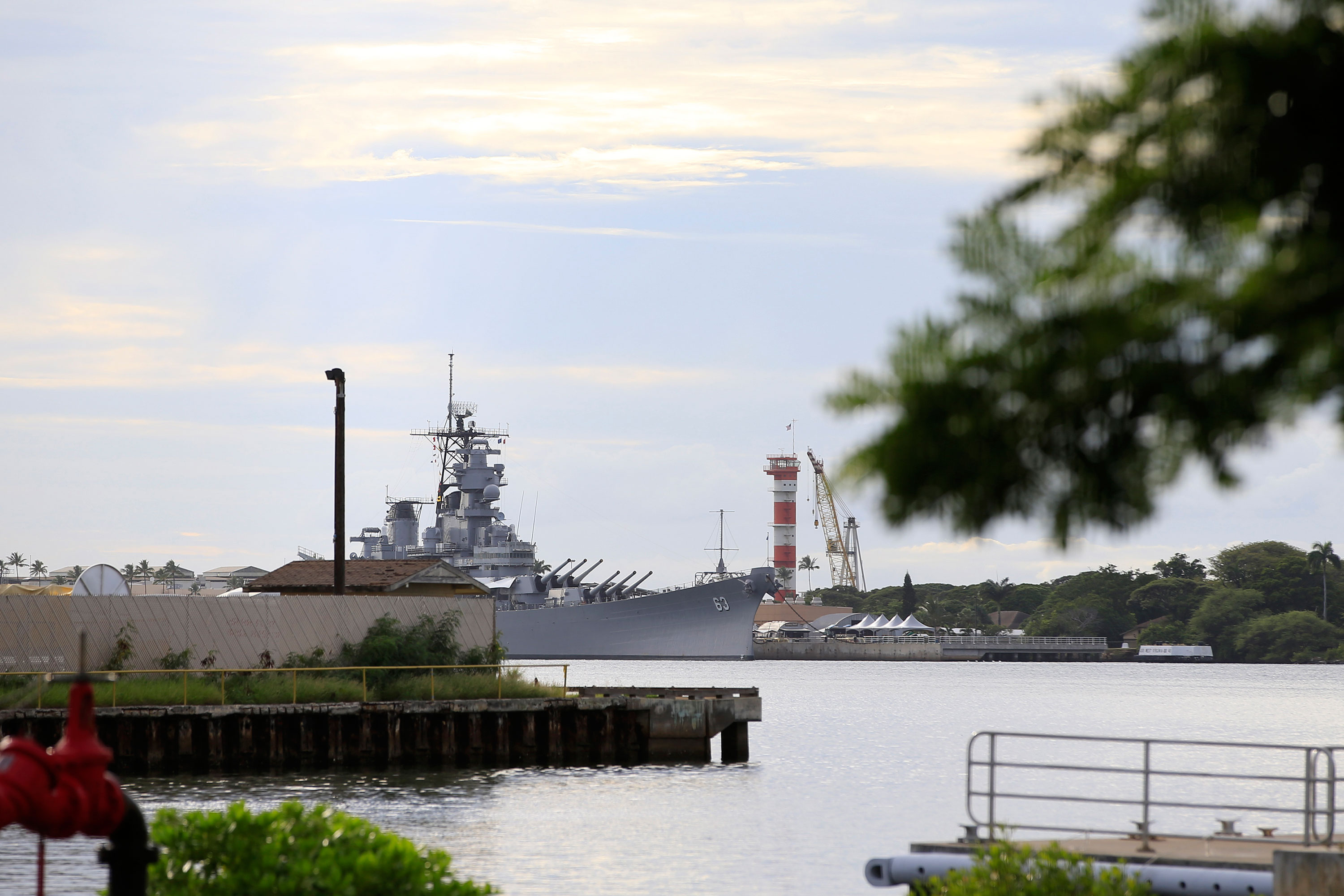 US sailor kills two employees on Joint Base Pearl Harbor-Hickam before fatally shooting self