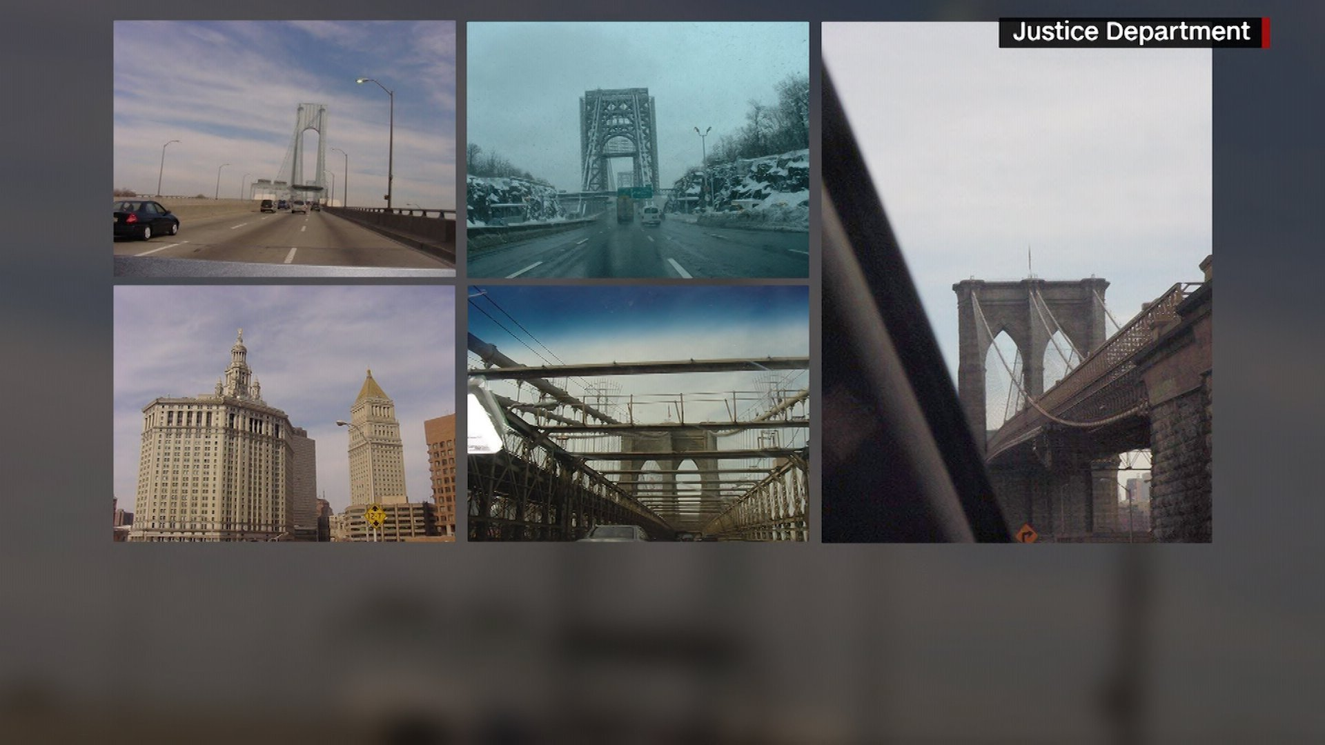 A New Jersey man scouted US landmarks for potential Hezbollah attacks, charges allege