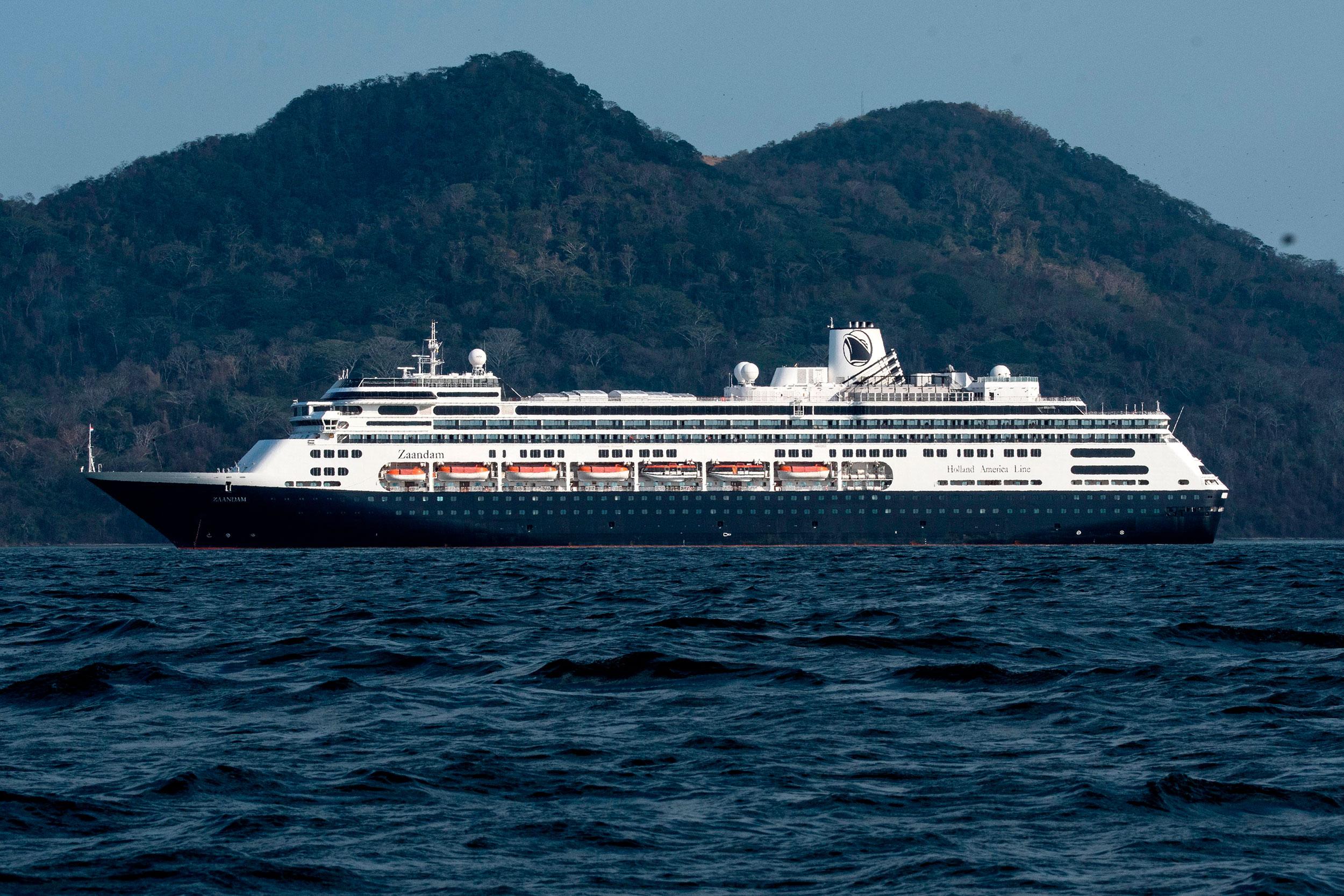 Passengers will be allowed off Zaandam and Rotterdam cruise ships off Florida