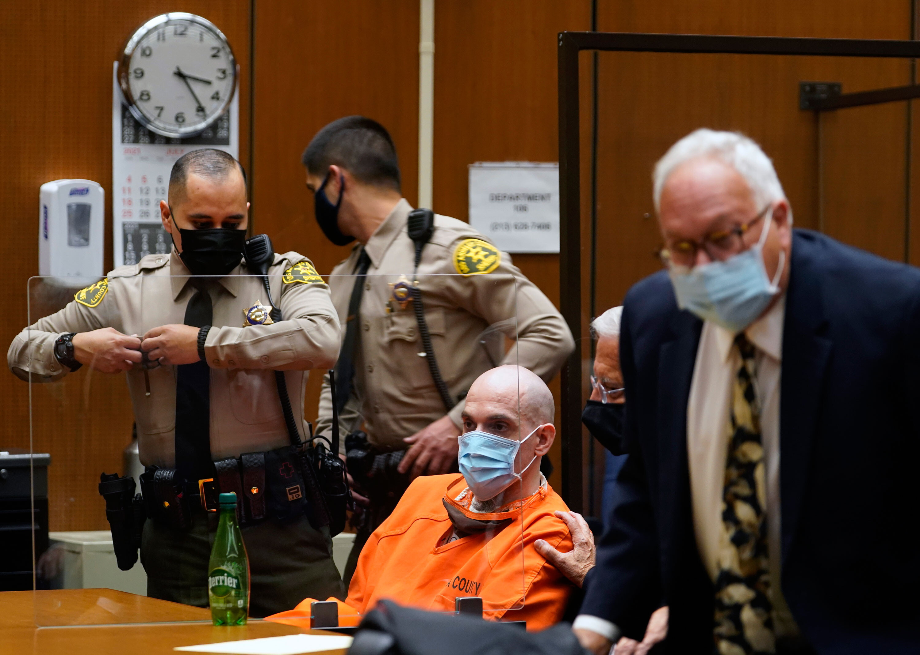 'Hollywood Ripper' serial killer sentenced to death for the murders of 2 women and attempted murder of another