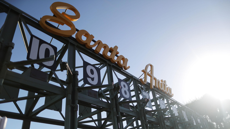 A seventh horse this year has died at Santa Anita Park