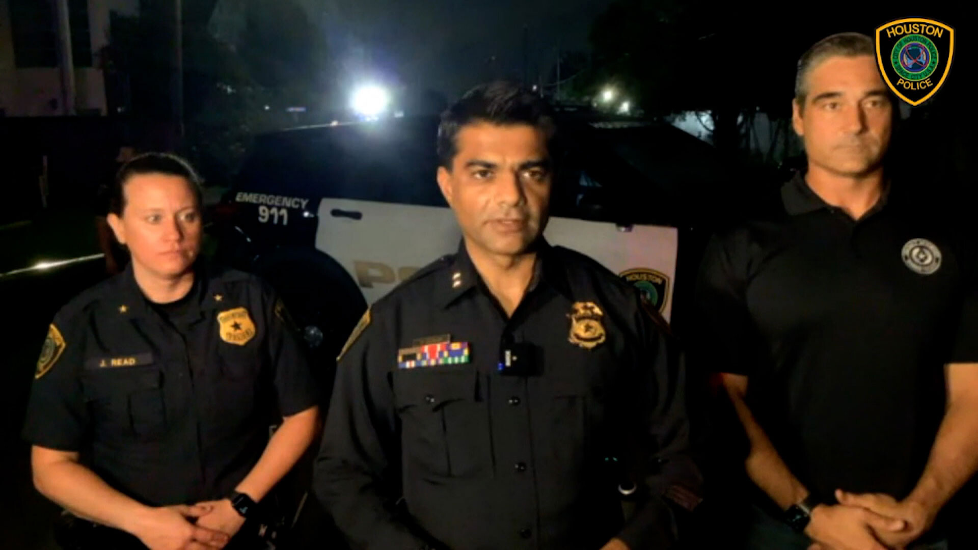 Three Houston parking valets fatally struck by car fleeing police