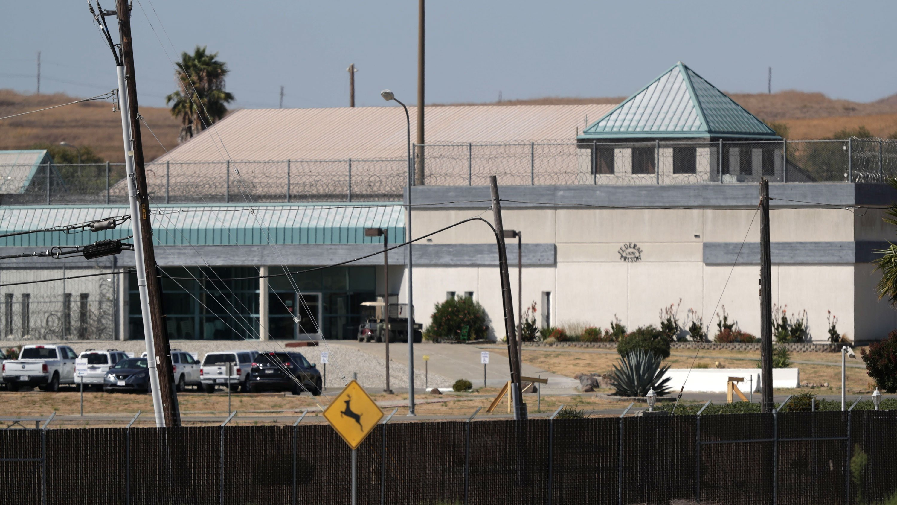 This is the California prison where Felicity Huffman wants to spend her 14-day sentence