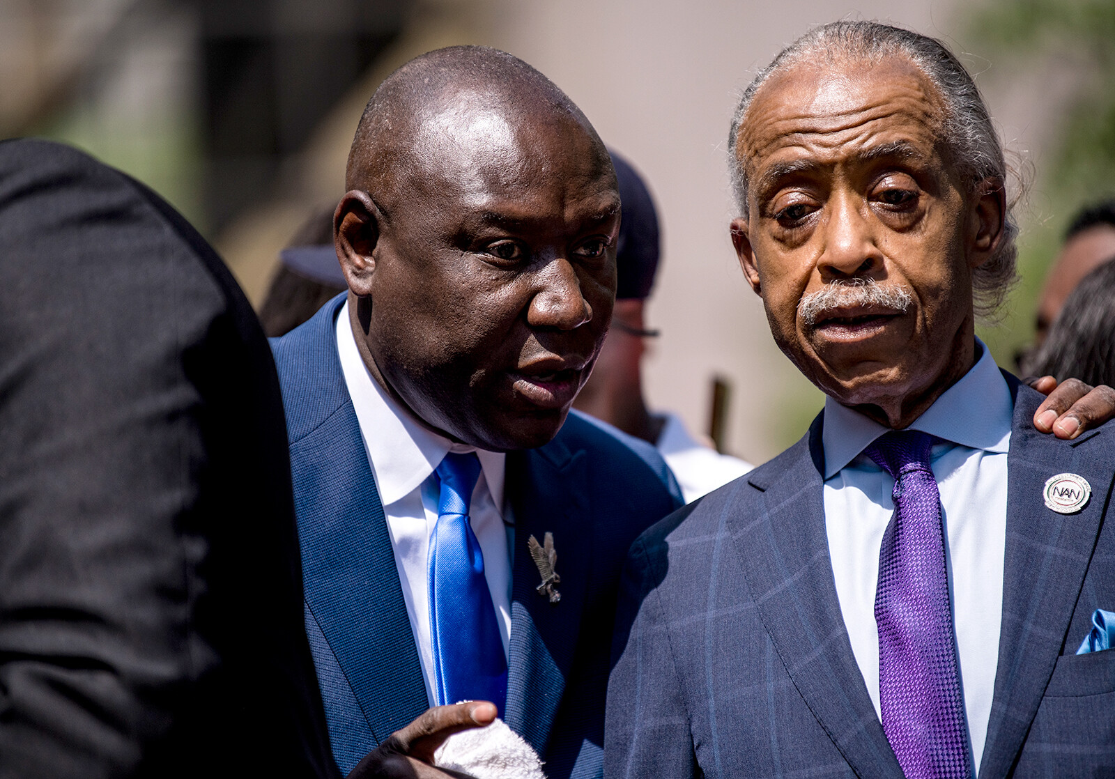 Why Al Sharpton and Ben Crump are taking up the case of a White teen killed by police