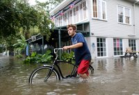 Despite widespread flooding, Louisiana was spared the brunt of Barry's wrath. Here's why