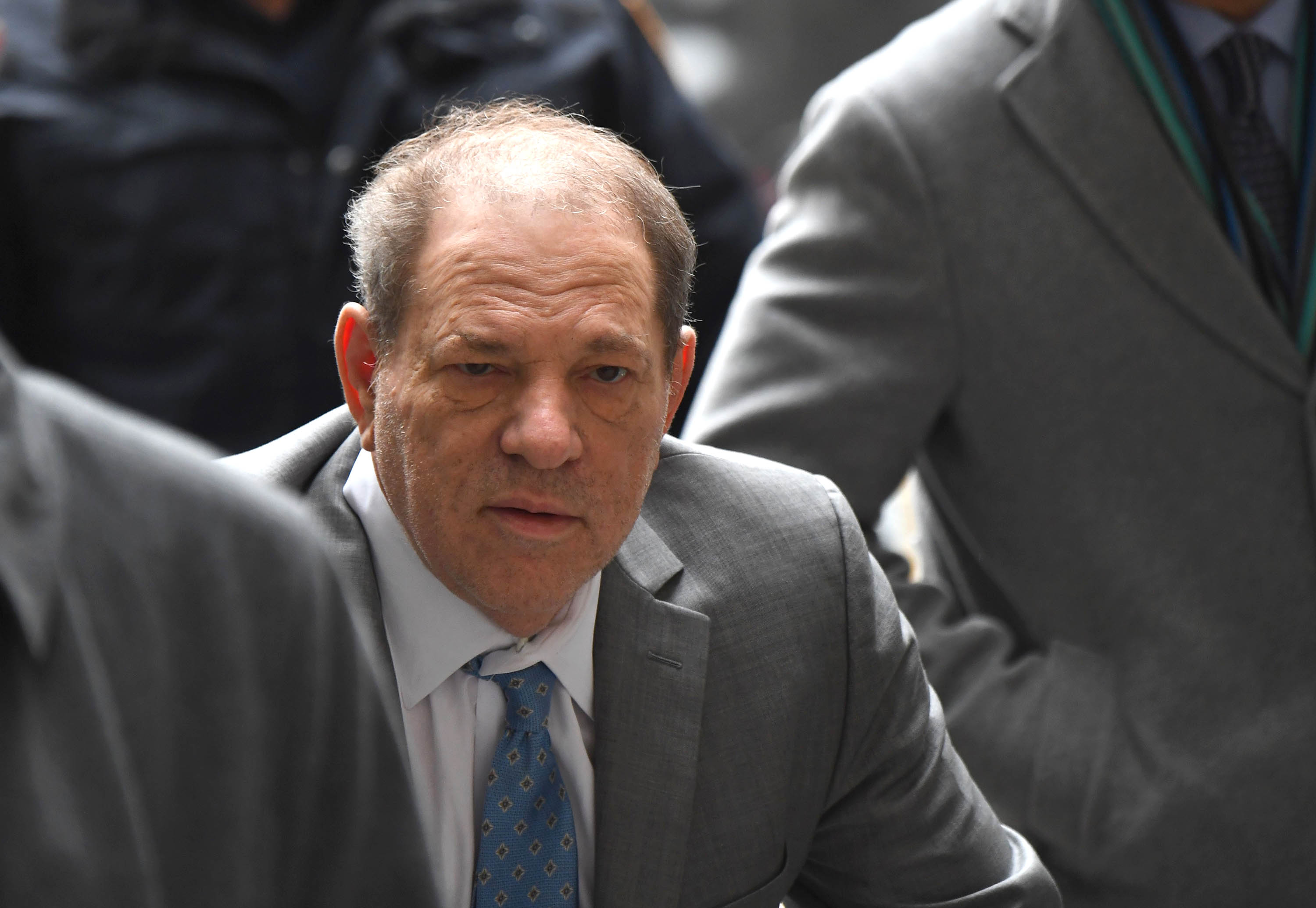 Jurors' note in Harvey Weinstein trial suggests they may be deadlocked on most serious charges