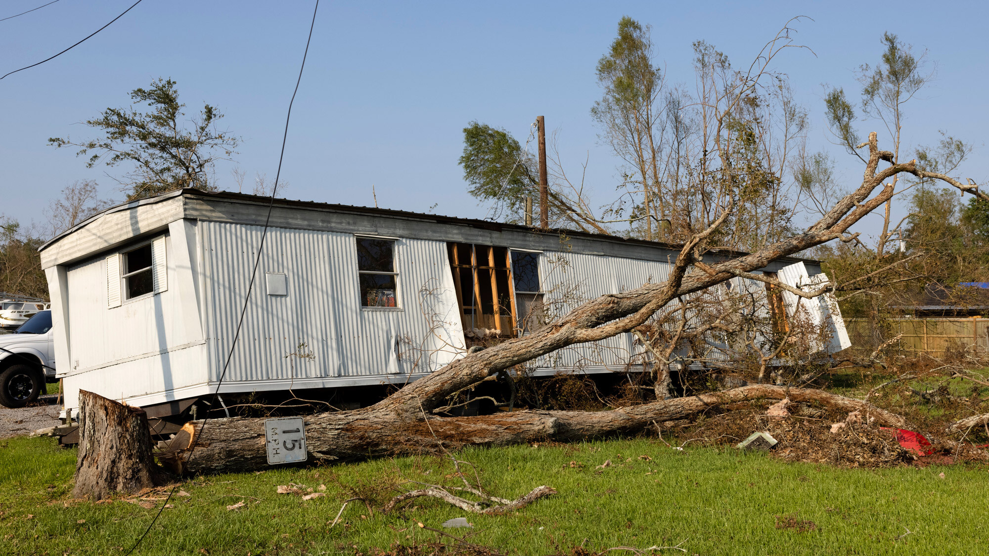 What a hurricane means when you live in Louisiana's 'Cancer Alley'