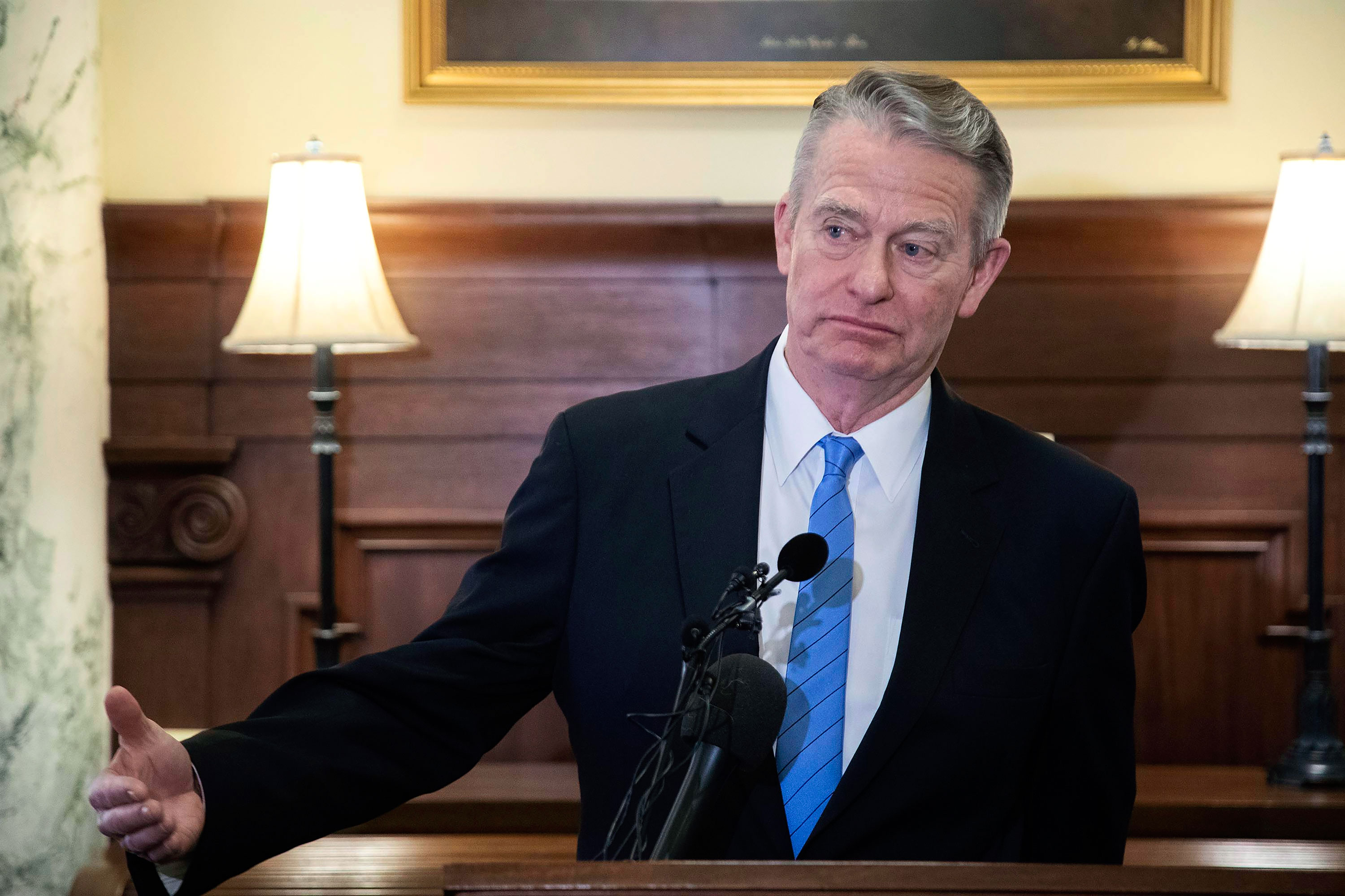Idaho governor signs two bills that limit the rights of transgender people