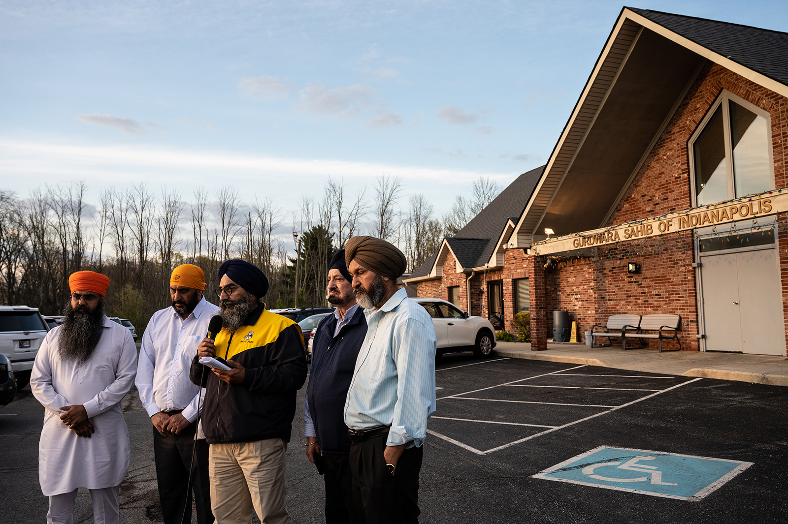 The Sikh community is in mourning as 4 members were among the victims of the Indianapolis shooting