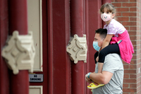 Coronavirus infections going up in 36 states as July Fourth weekend starts
