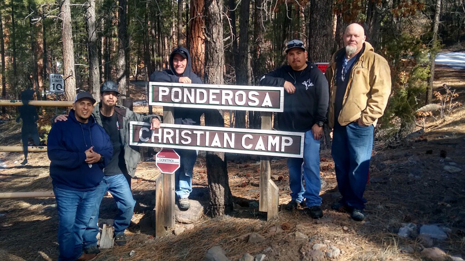 Two former inmates helped fight forest fires while in prison. Now they've started their own forestry business