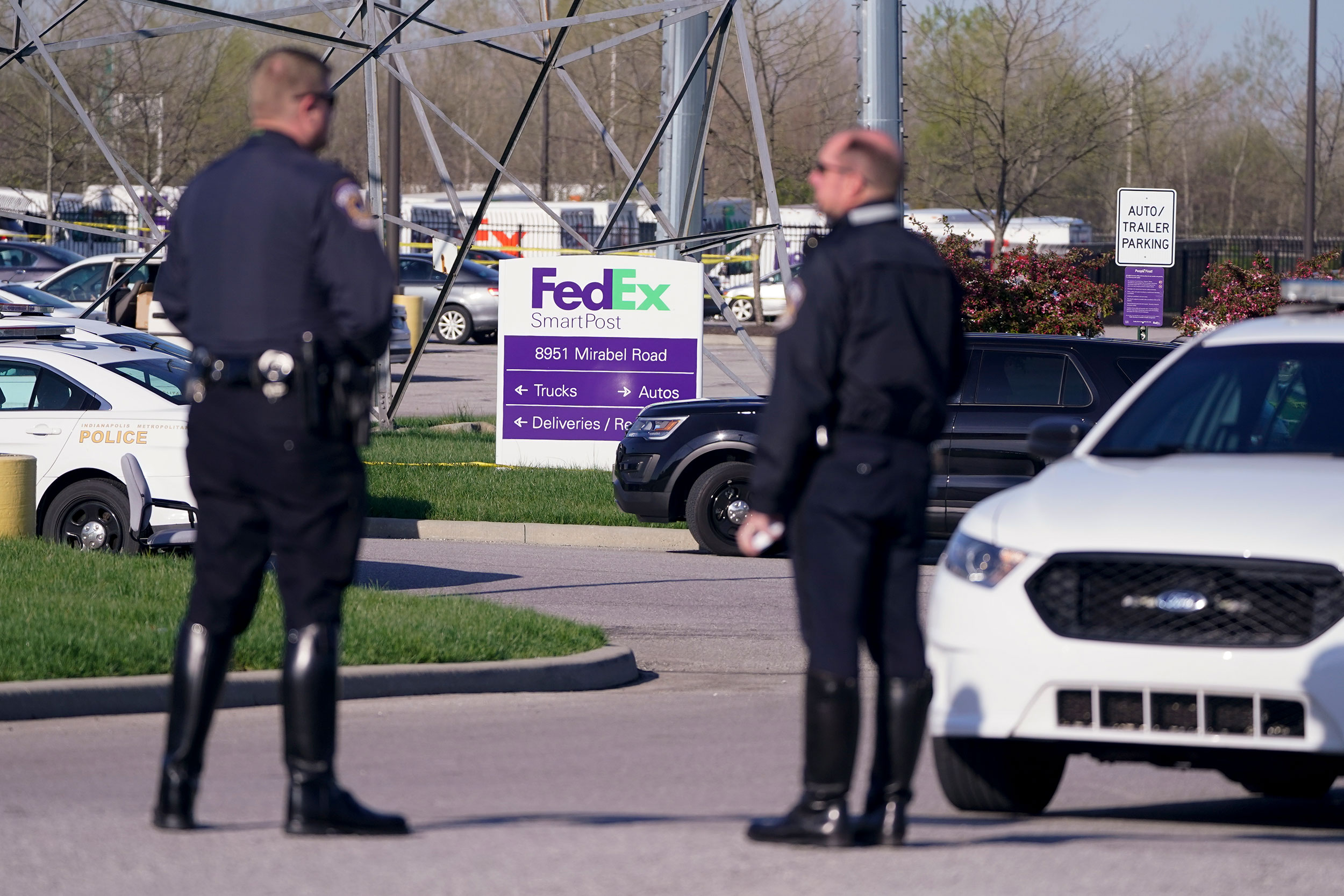 Indianapolis was already seeing a rising number of homicides when a gunman killed 8 at a FedEx facility