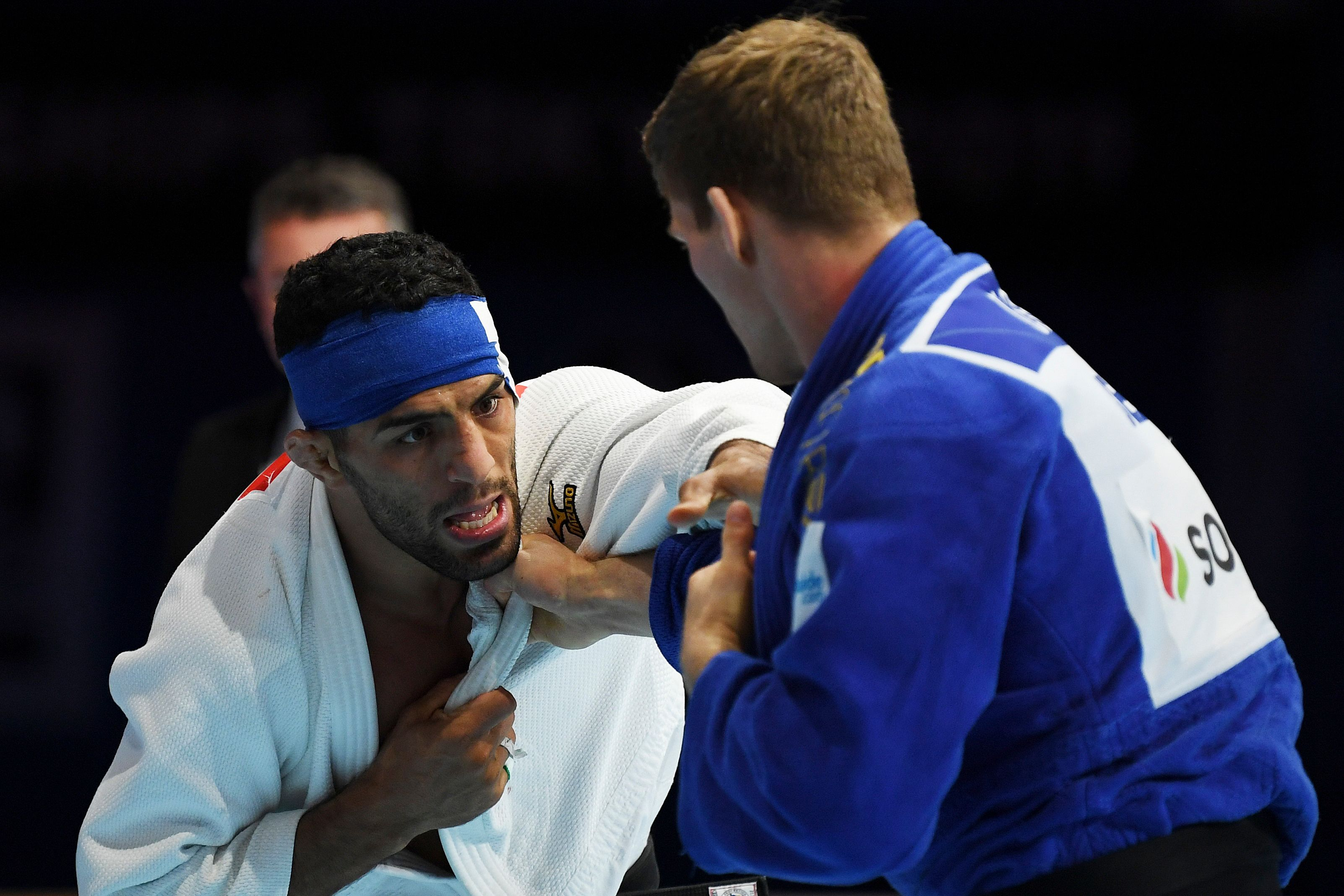 Iranian judoka Saeid Mollaei says he'll never forget kindness of Israeli team ahead of Tel Aviv tournament