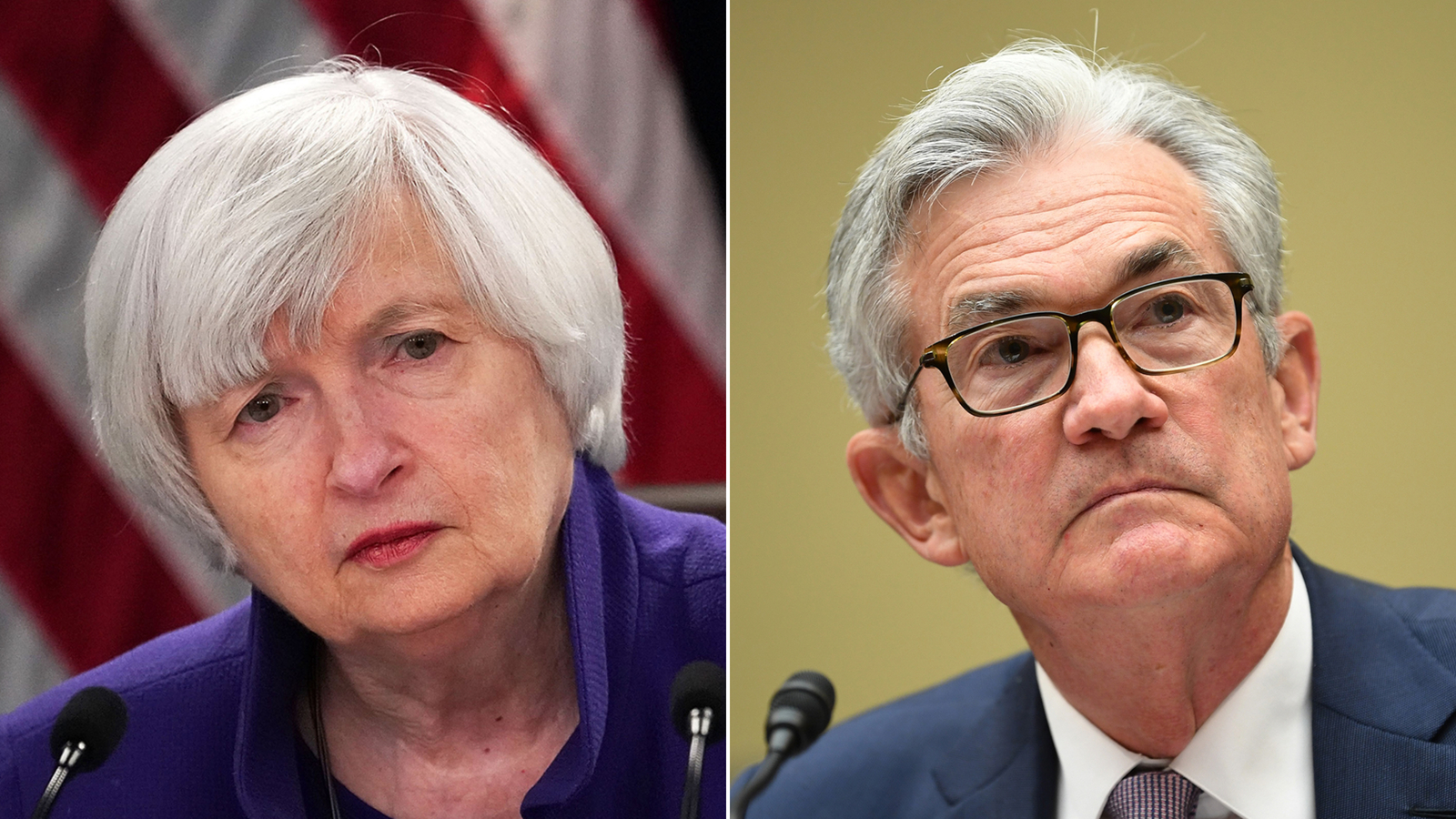 Jerome Powell and Janet Yellen aren't worried about inflation. Maybe they should be
