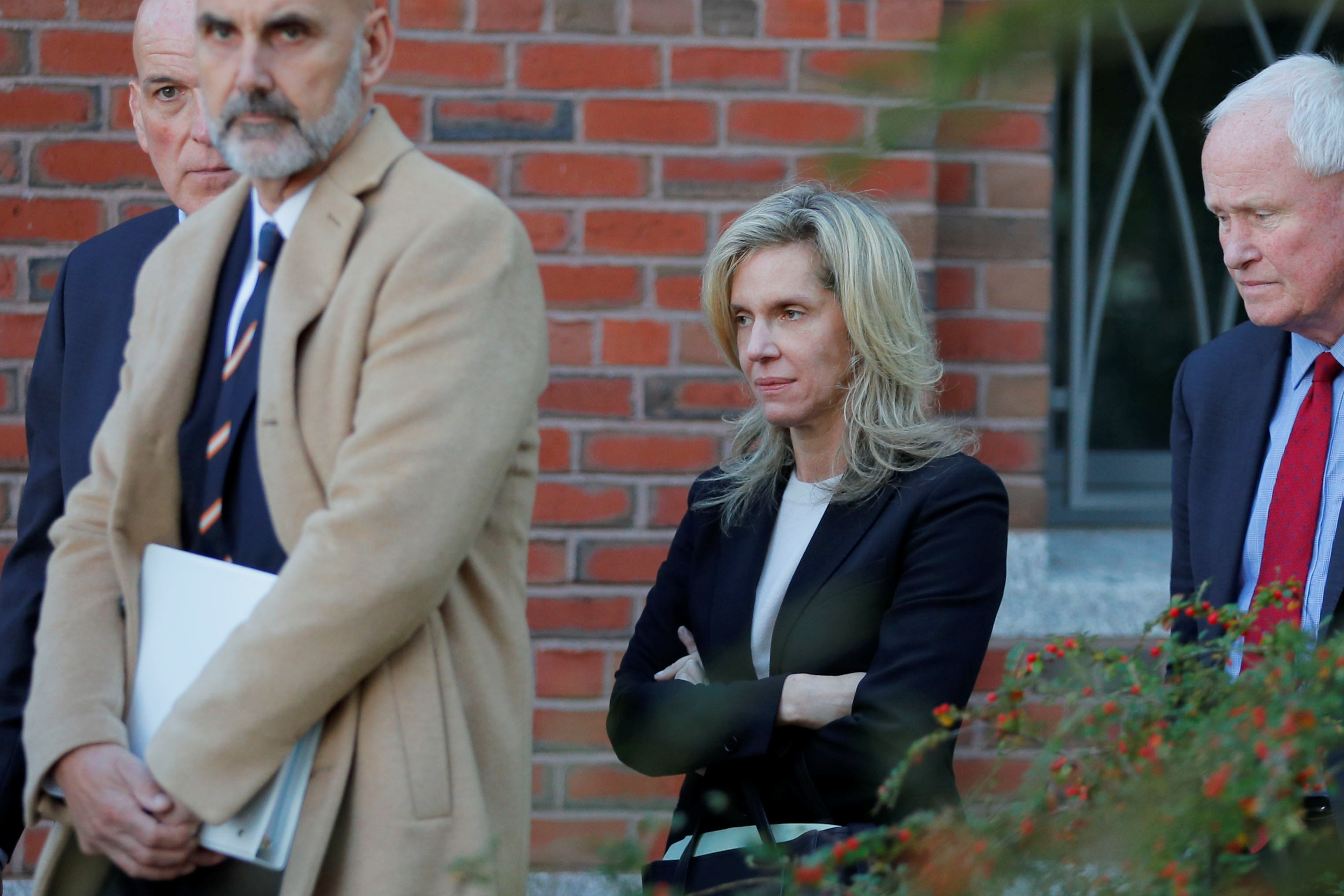 Author of parenting book sentenced to three weeks in prison for college admissions scam