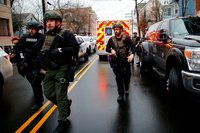 Police officer among six dead after Jersey City standoff, officials say