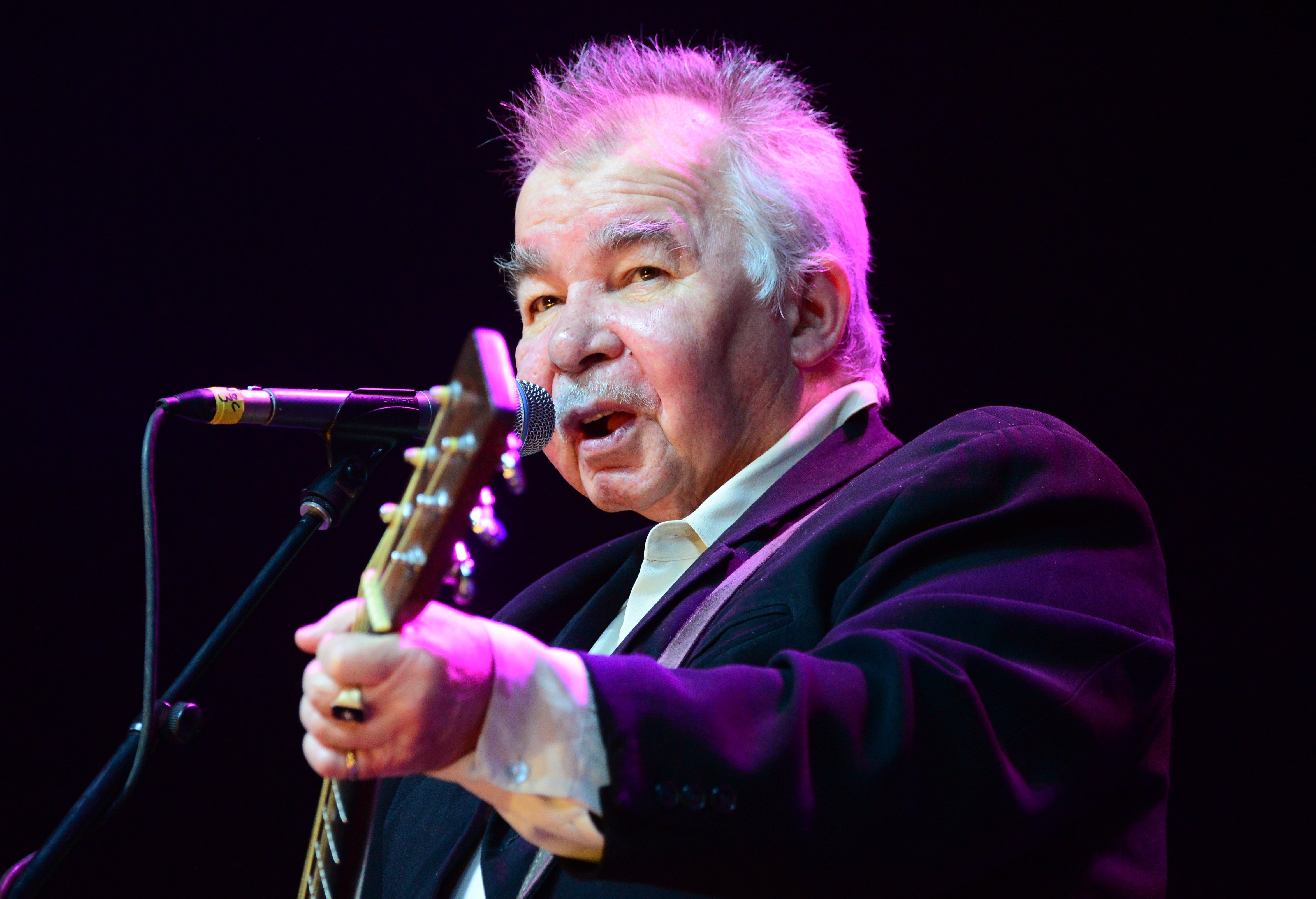 John Prine, influential singer-songwriter, dies at 73