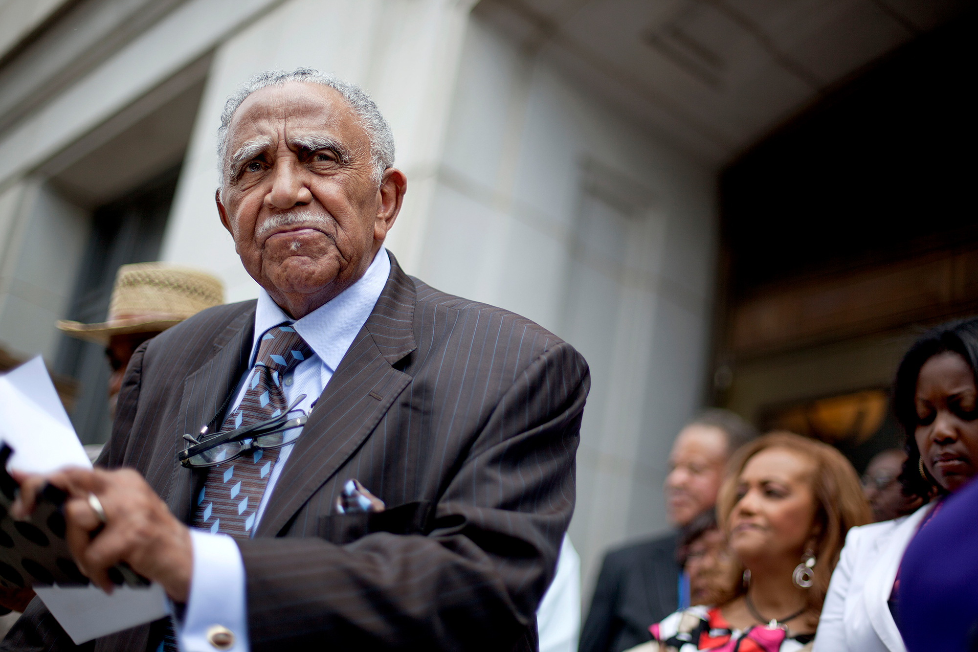 Joseph Lowery, civil rights leader, dies at 98