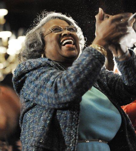 Image for Civil rights leader Juanita Abernathy dies at 87