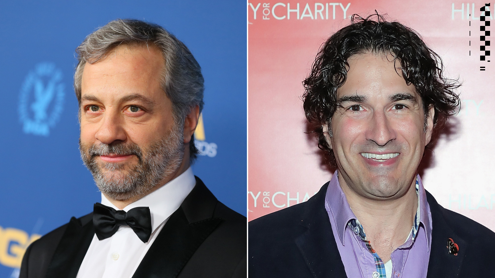 Judd Apatow and Gary Gulman get candid about their mental health and coping during the pandemic