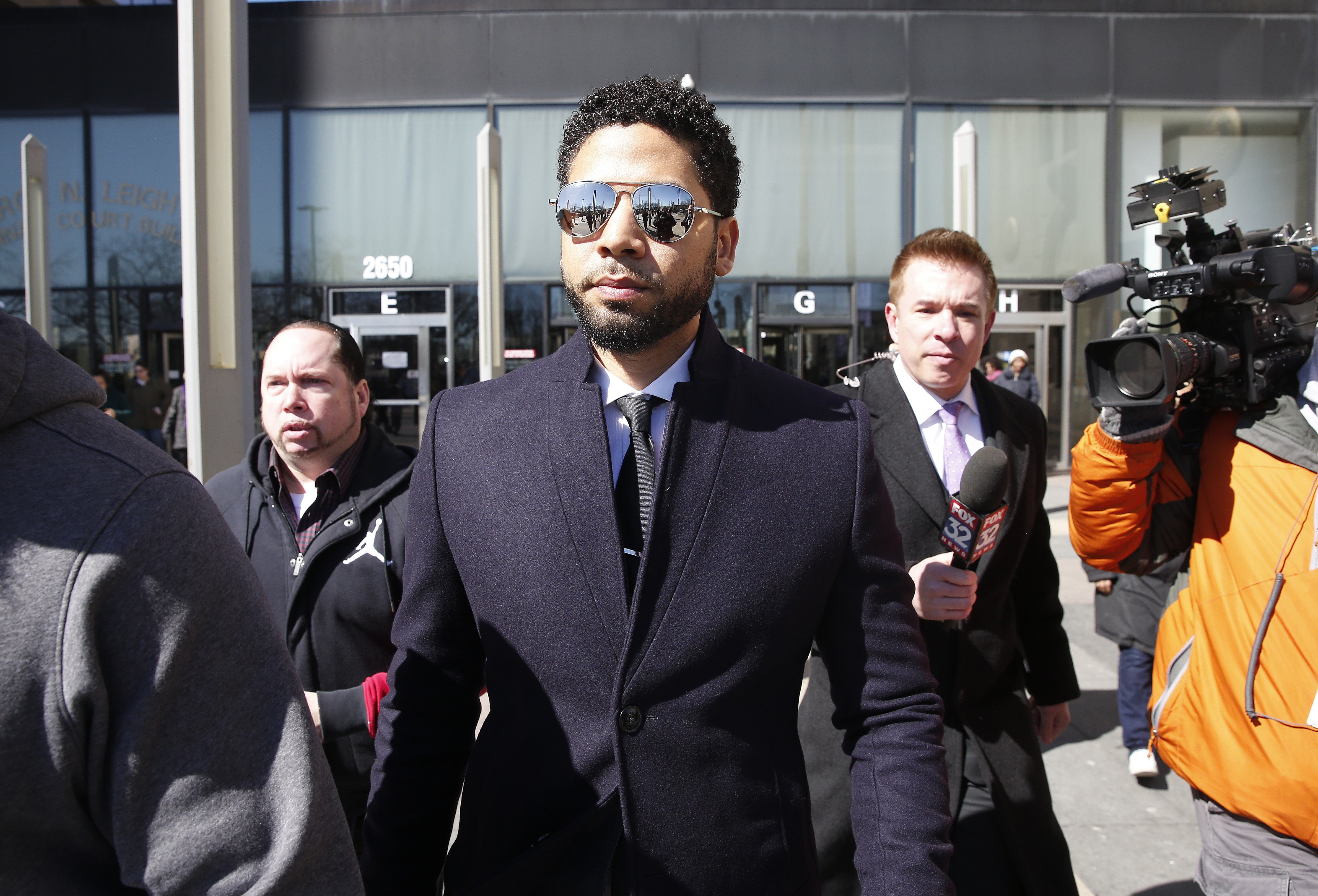 A federal judge refuses to dismiss Chicago's lawsuit against Jussie Smollett