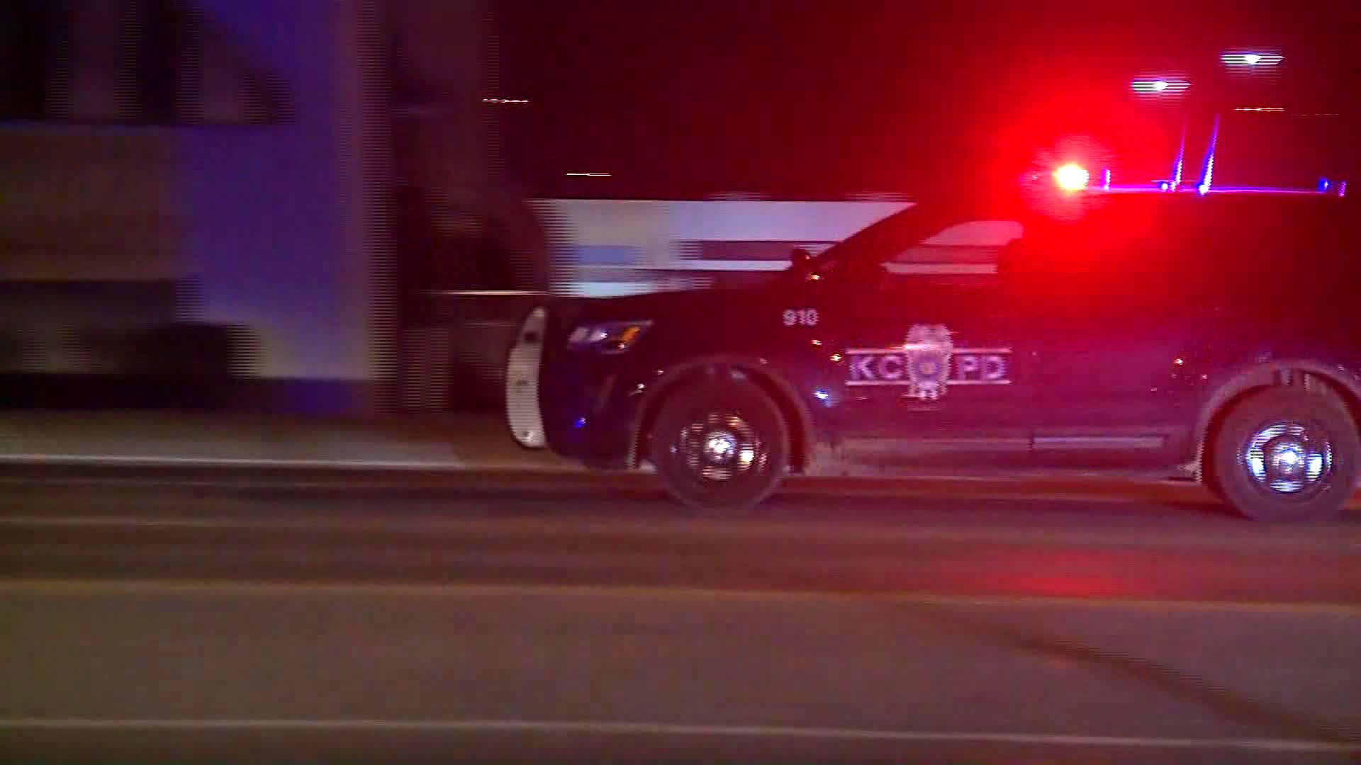 Kansas City shooting leaves 2 dead, possibly including gunman, and 15 others injured