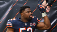 NFL star Khalil Mack pays off 300 holiday layaway accounts at a Walmart in his hometown