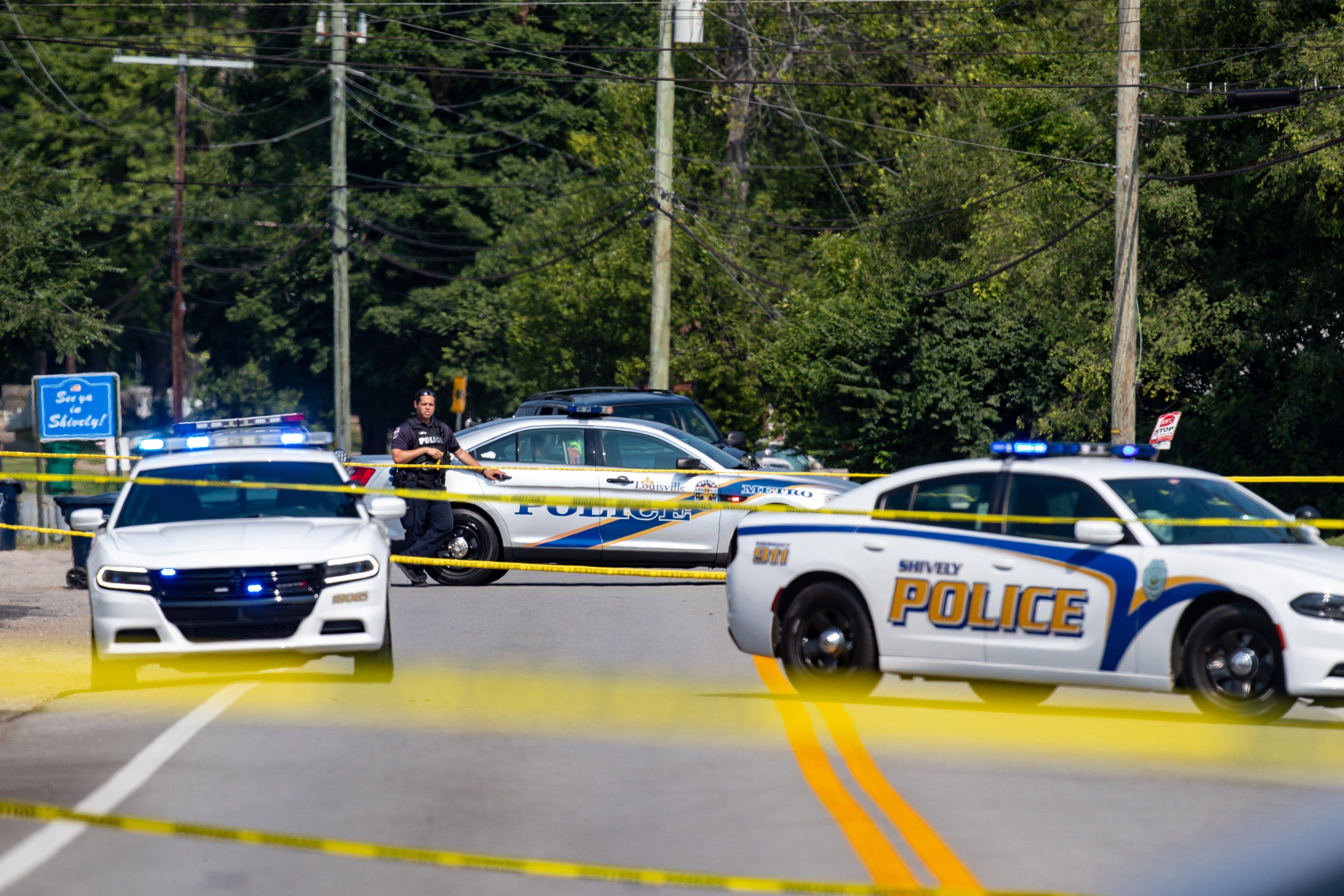 Kentucky sheriff's deputy shot, killed in ambush attack, police say