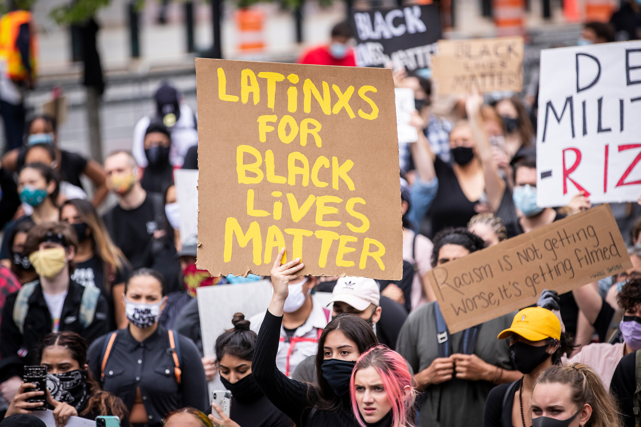 Just 4% of Hispanic or Latino people prefer the term 'Latinx,' new Gallup poll finds