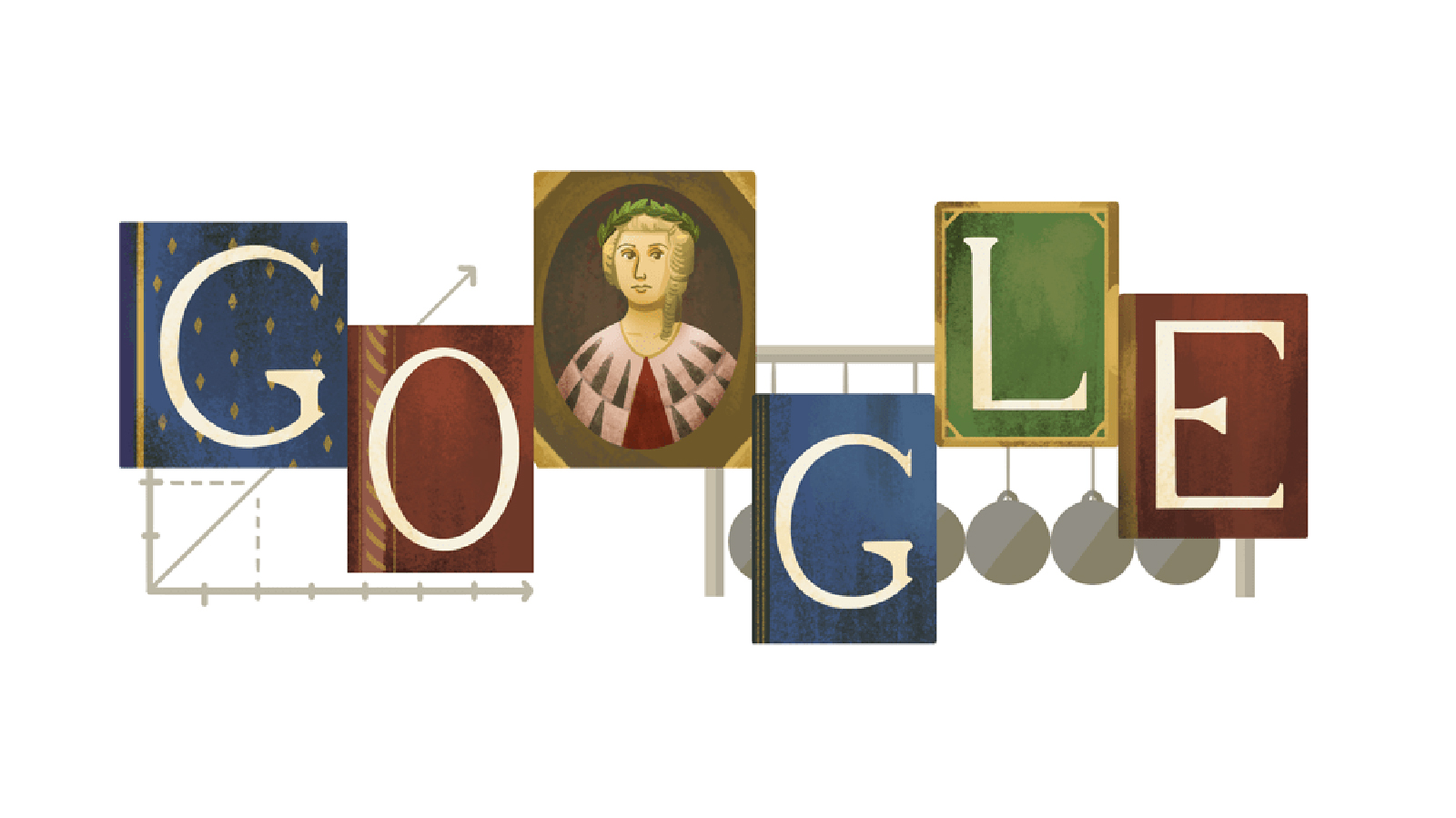 Google Doodle celebrates Laura Bassi, one of the first European women to earn a PhD