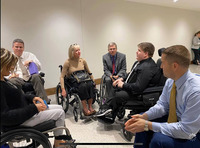 Tennessee 8th-grader challenges lawmakers to spend a day in wheelchairs
