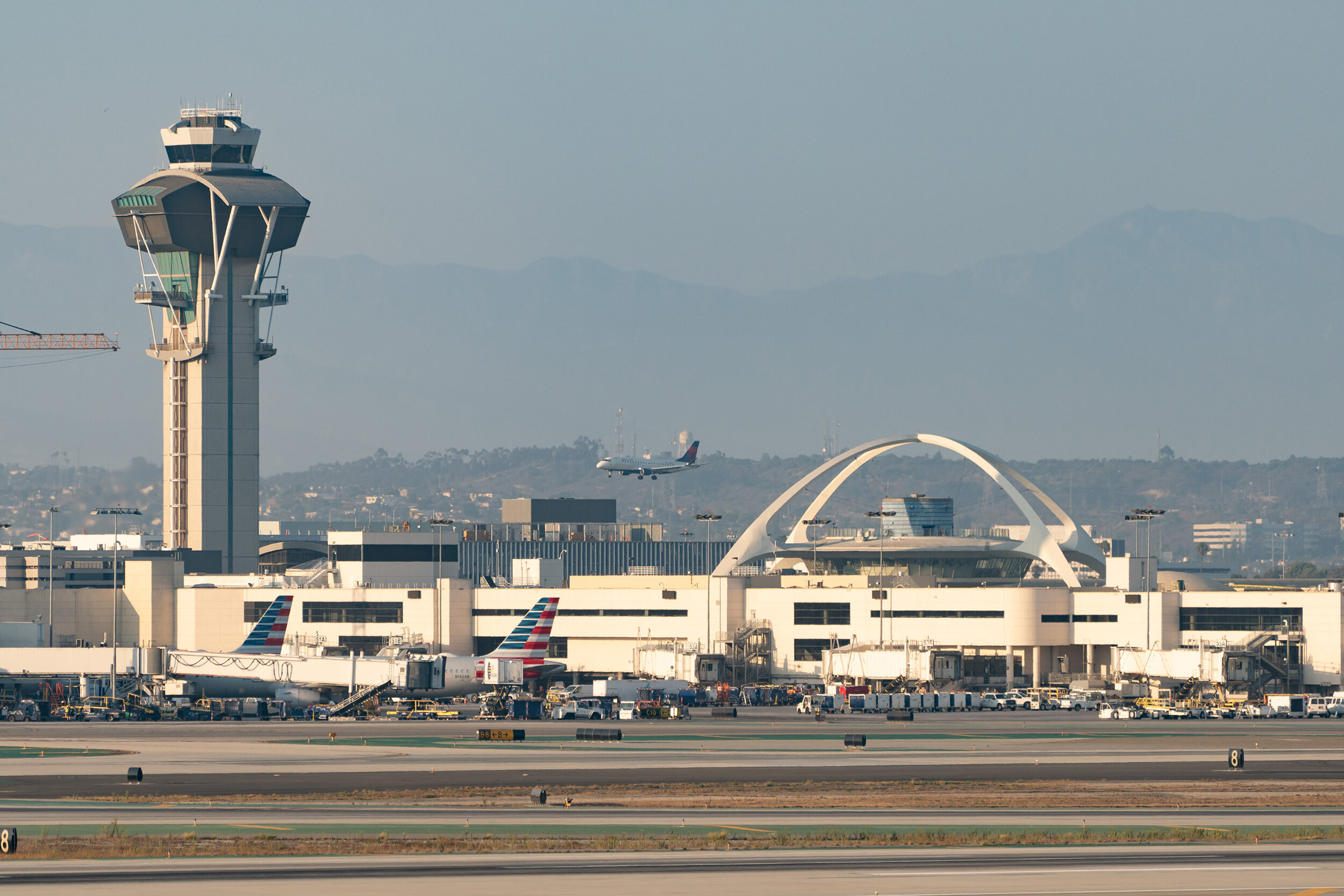 Mysterious 'Jetpack Man' may have been spotted again in the skies near LAX