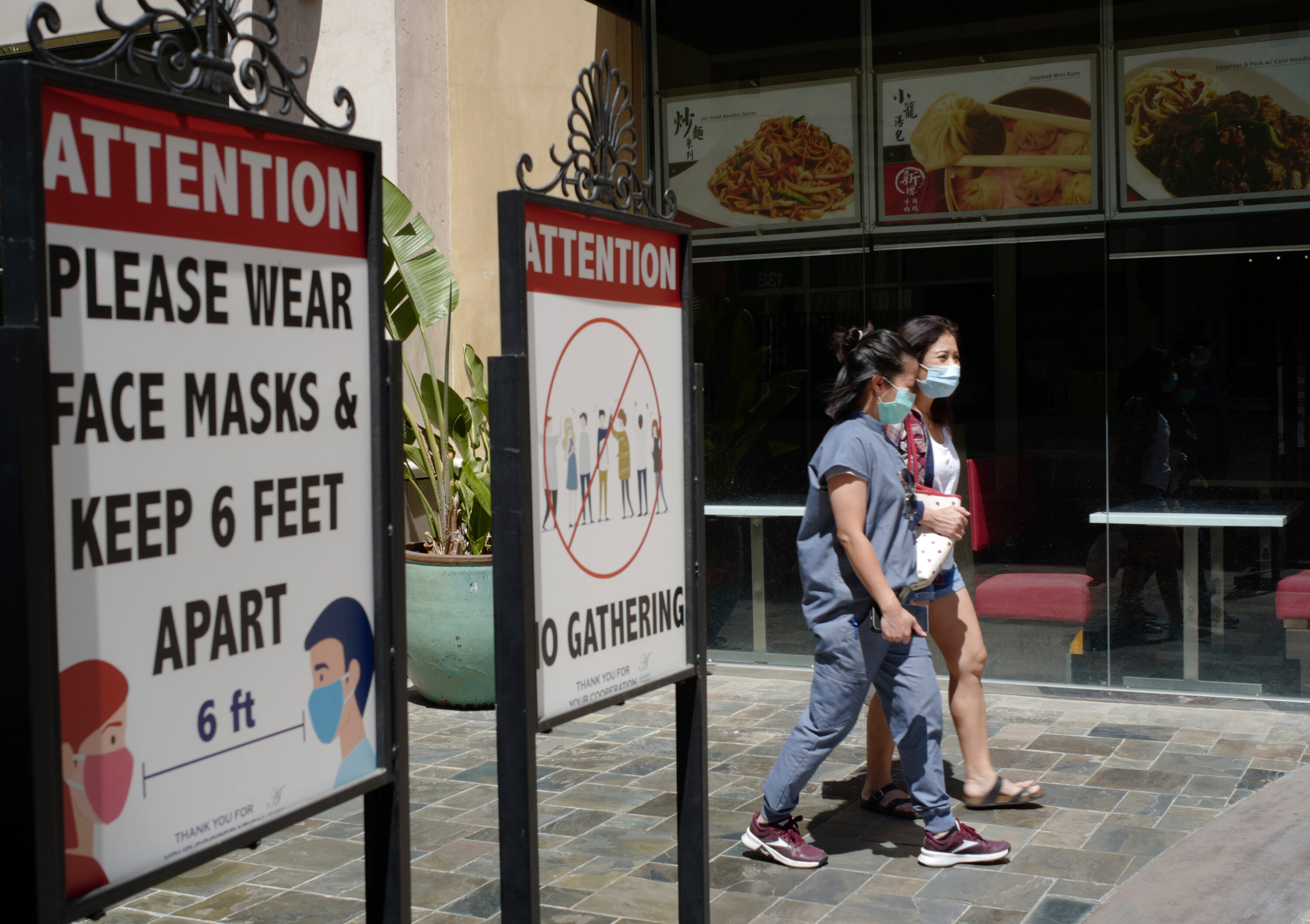 Los Angeles County to reinstate mask mandate amid rise in Covid-19 cases and hospitalizations