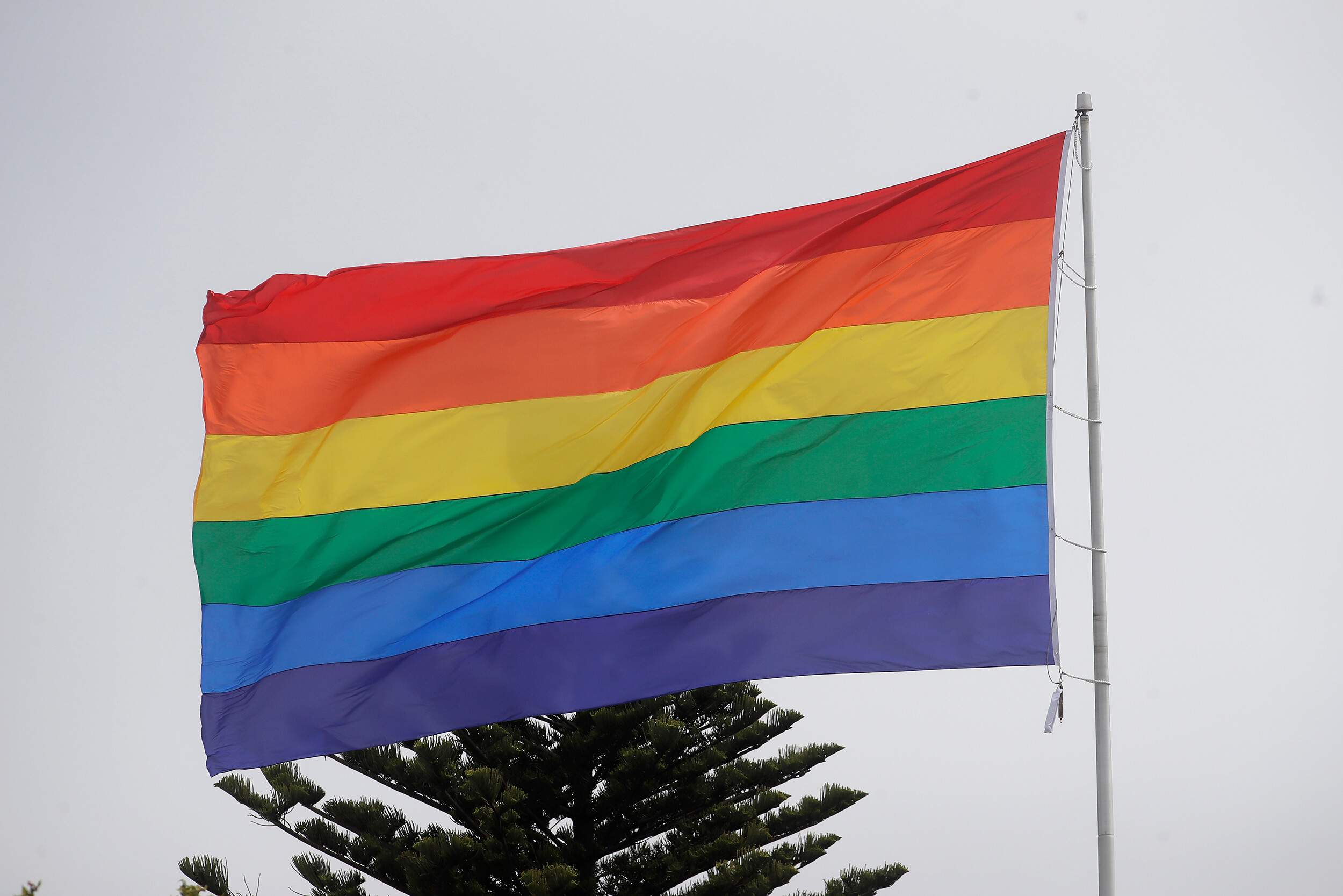 LGBTQ groups across the US consider a new flag meant to be more inclusive of the transgender community and people of color