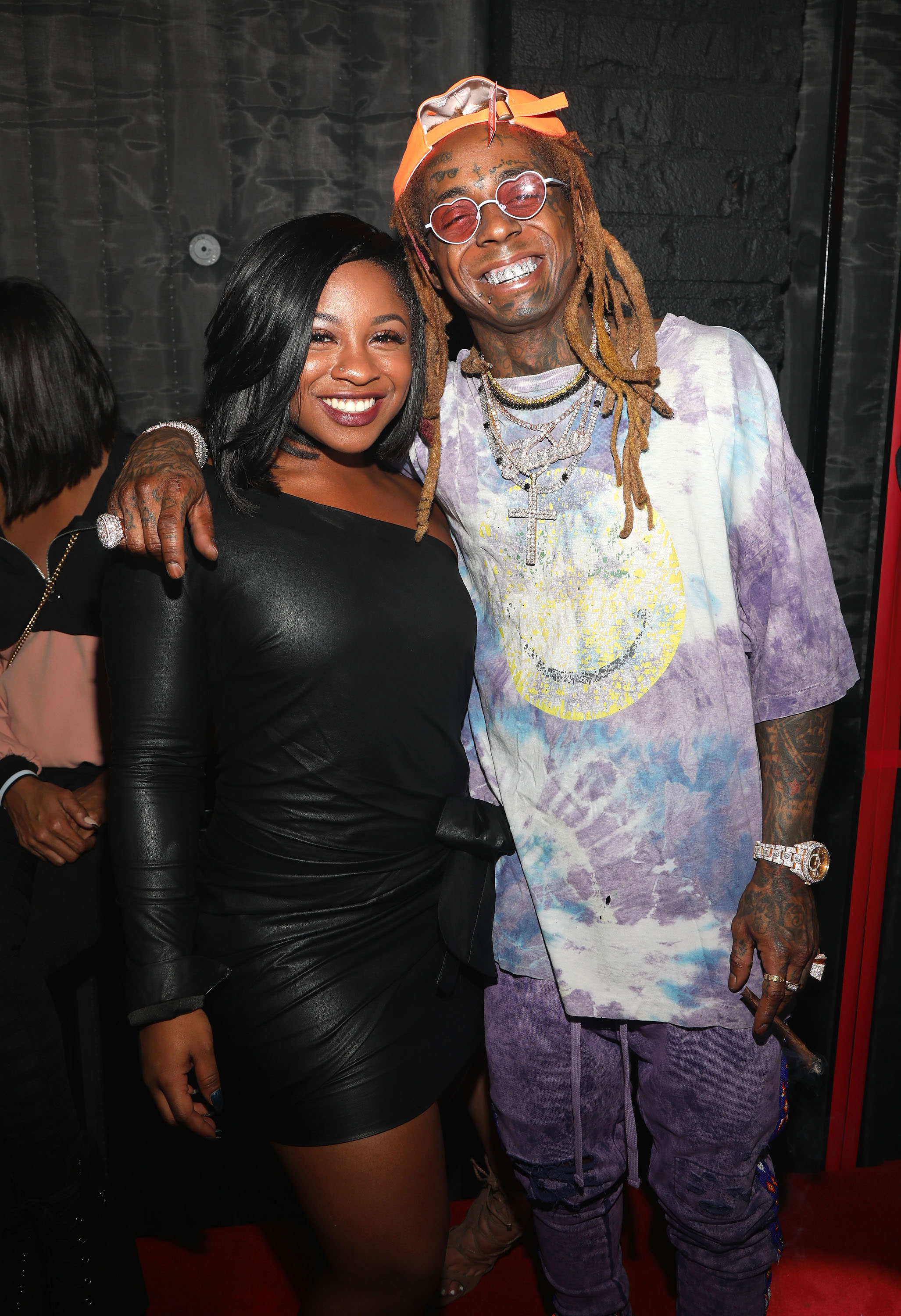 Celebs mingle without masks at birthday party for Lil Wayne's daughter