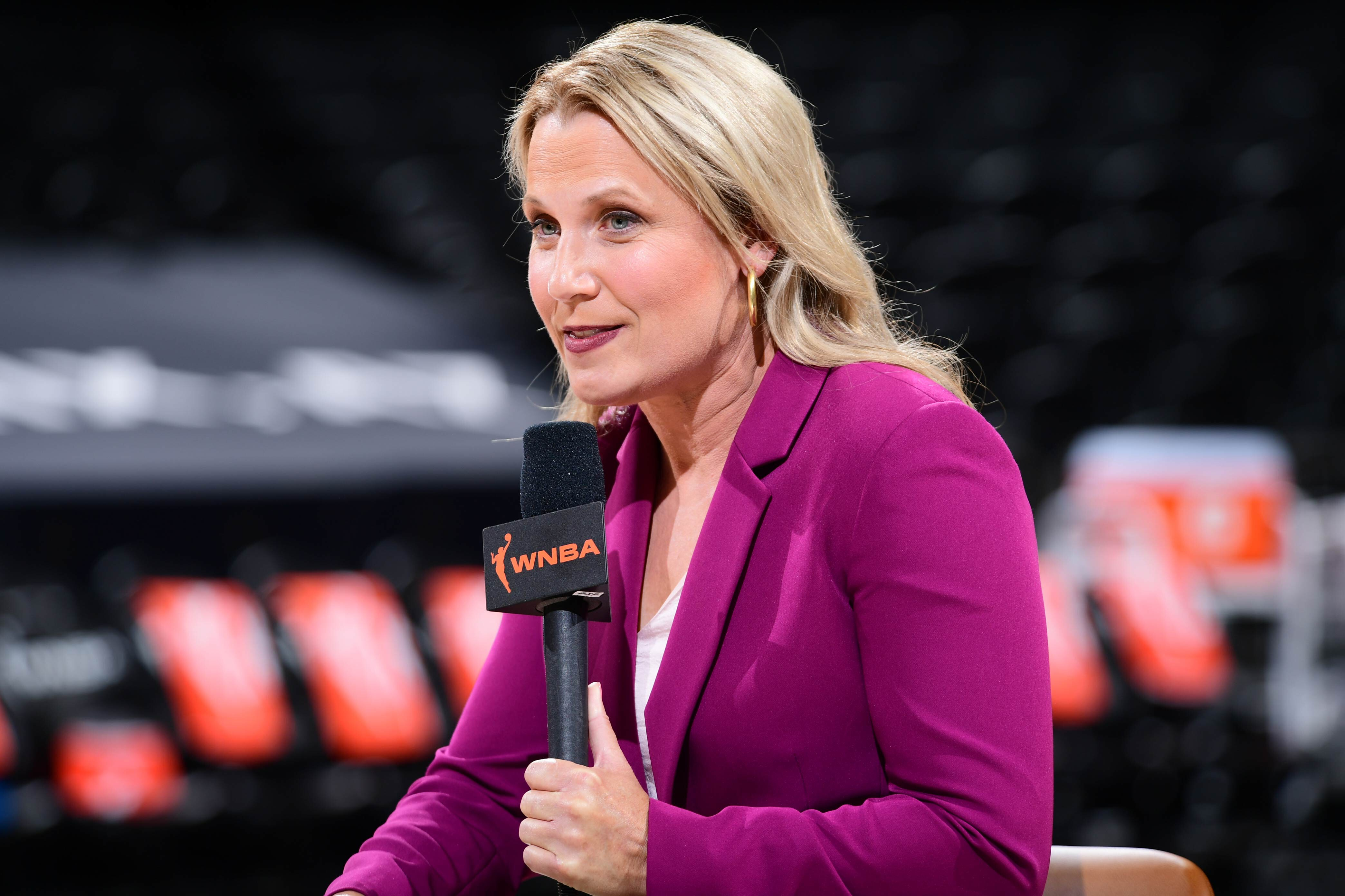 Bucks hire Lisa Byington, making her the first woman to be a full-time TV play-by-play broadcaster for a major men's professional sports team