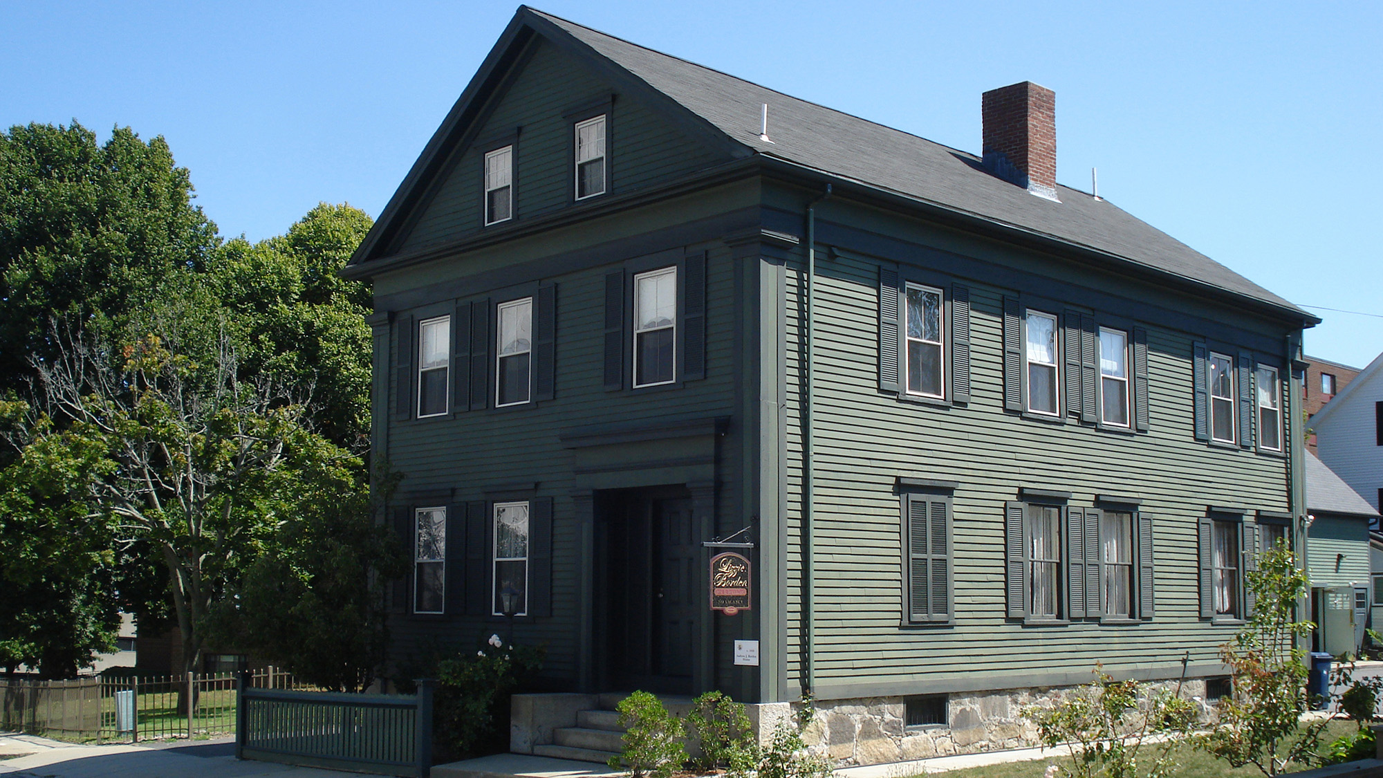 Lizzie Borden house hits the market for $2 million