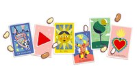 Monday's Google Doodle is a tribute to the Mexican game Lotería, and you can play it, too