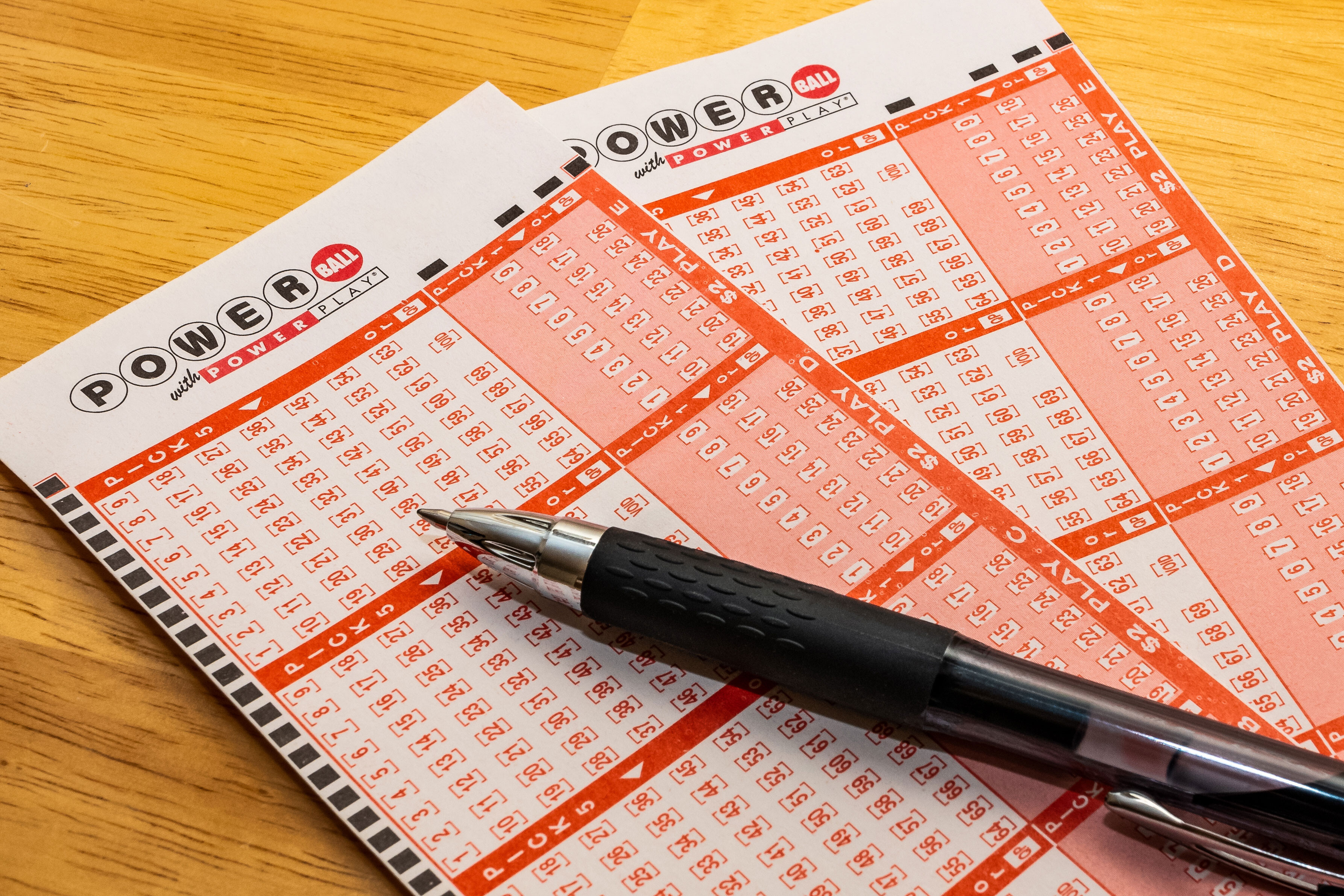 Family returning from vacation stops for a quick bathroom break, buys$2 million winning lottery ticket