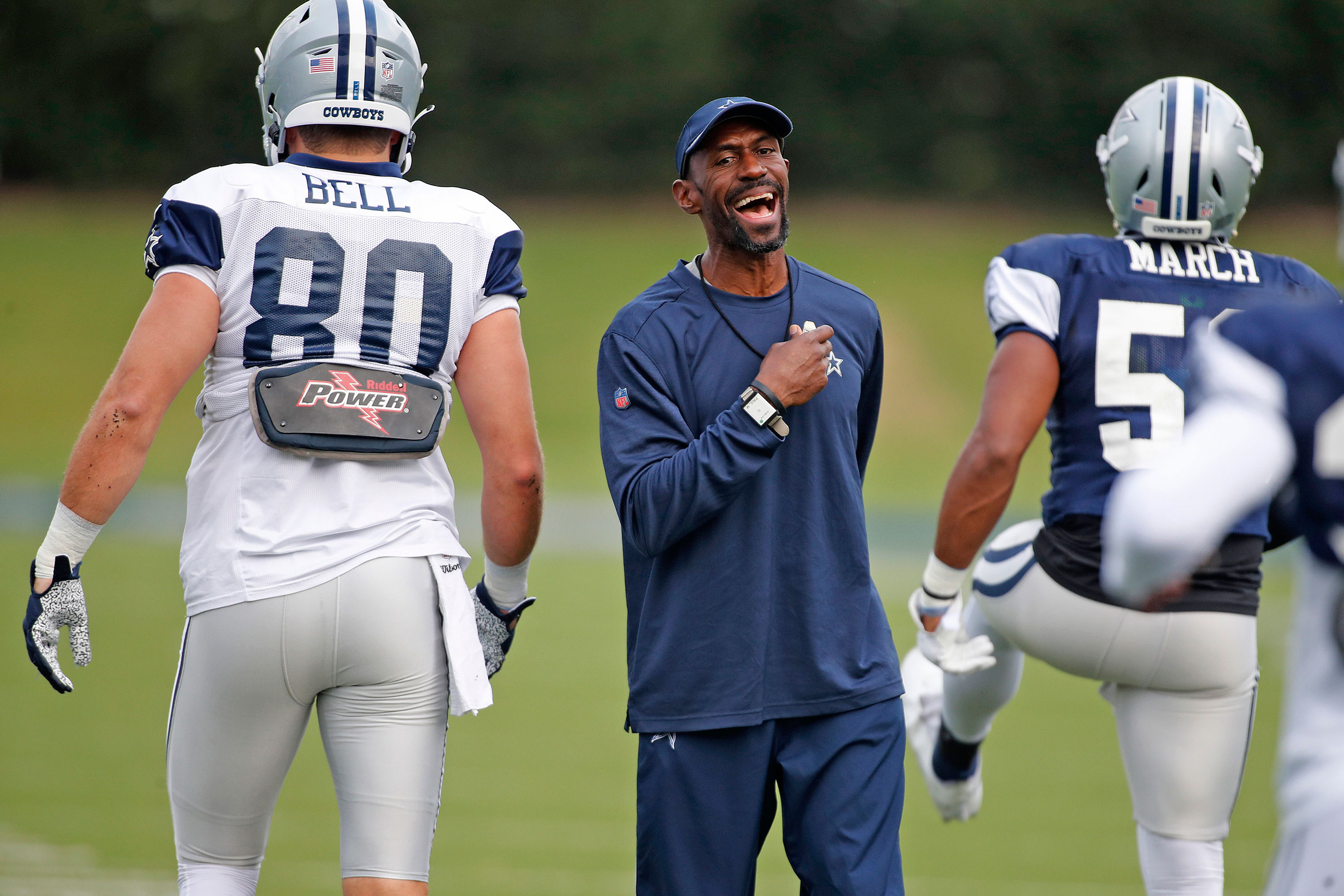 Markus Paul, a strength coach for the Dallas Cowboys, dies
