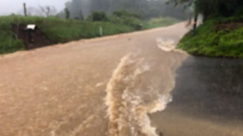 Image for Evacuations ordered as dam on the Hawaiian island of Maui is in danger of failure